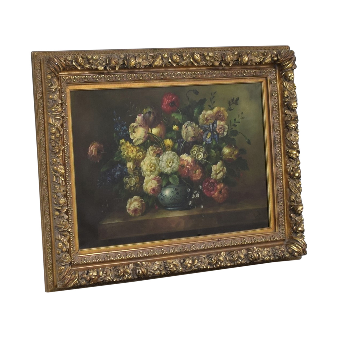 buy Floral Framed Wall Art  Decor