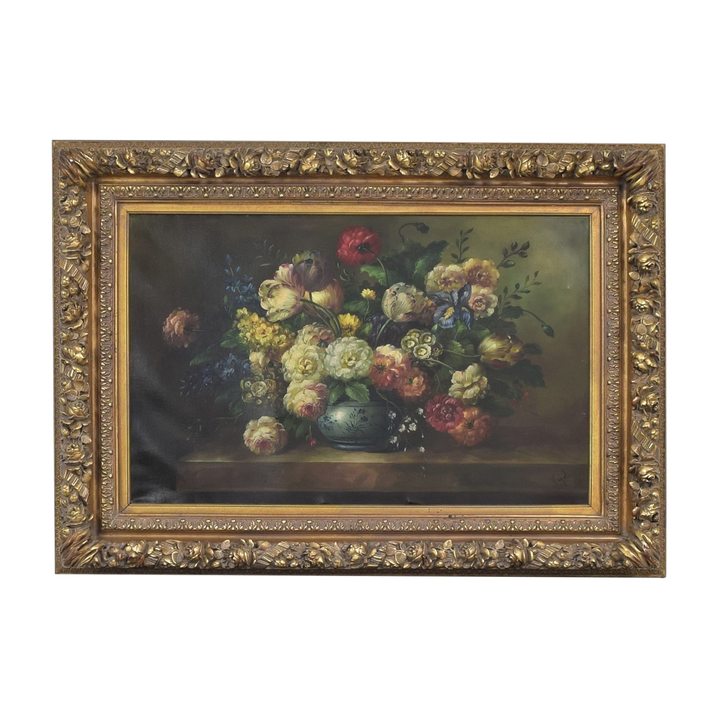 Floral Framed Wall Art for sale