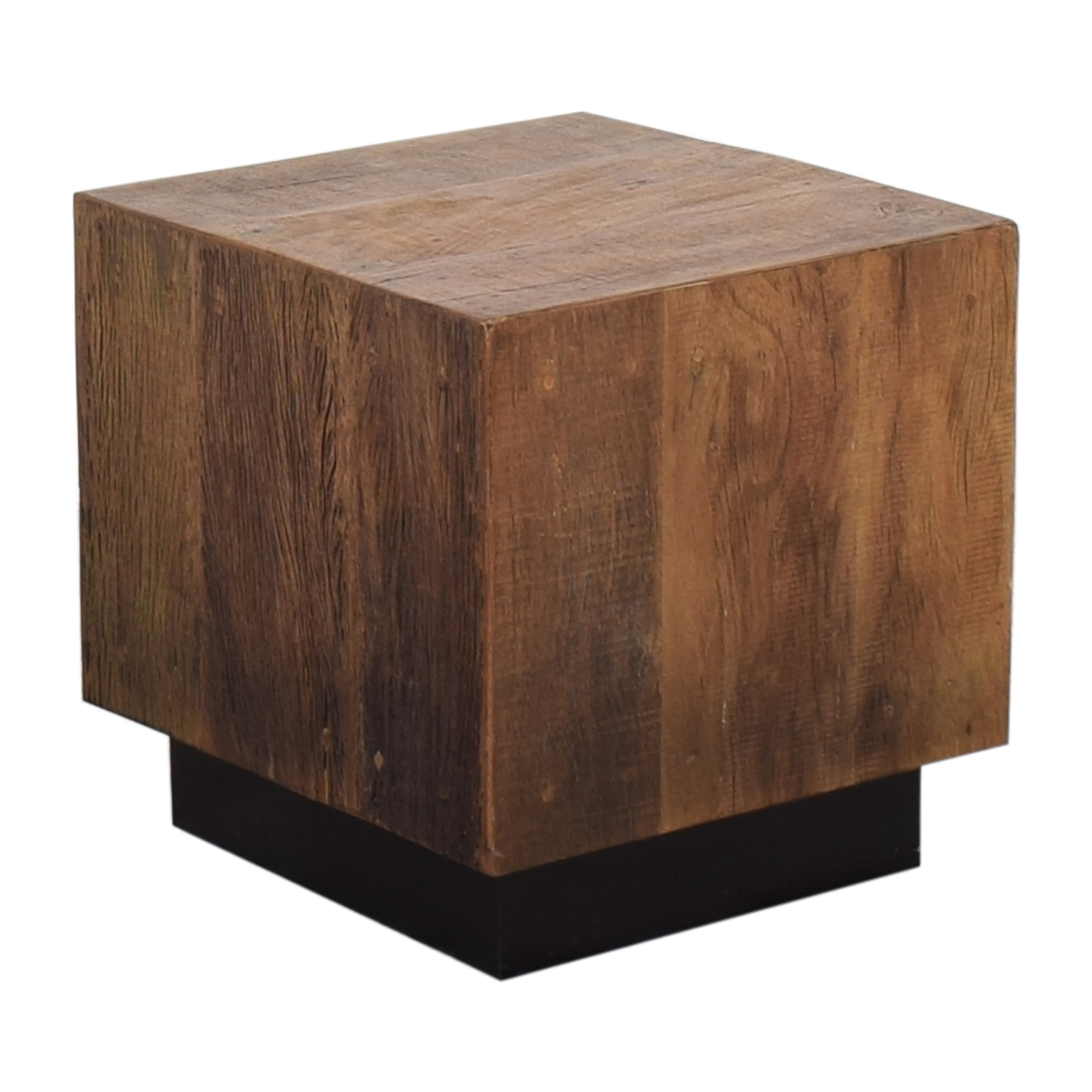 Environment Furniture Cube End Table Environment Furniture