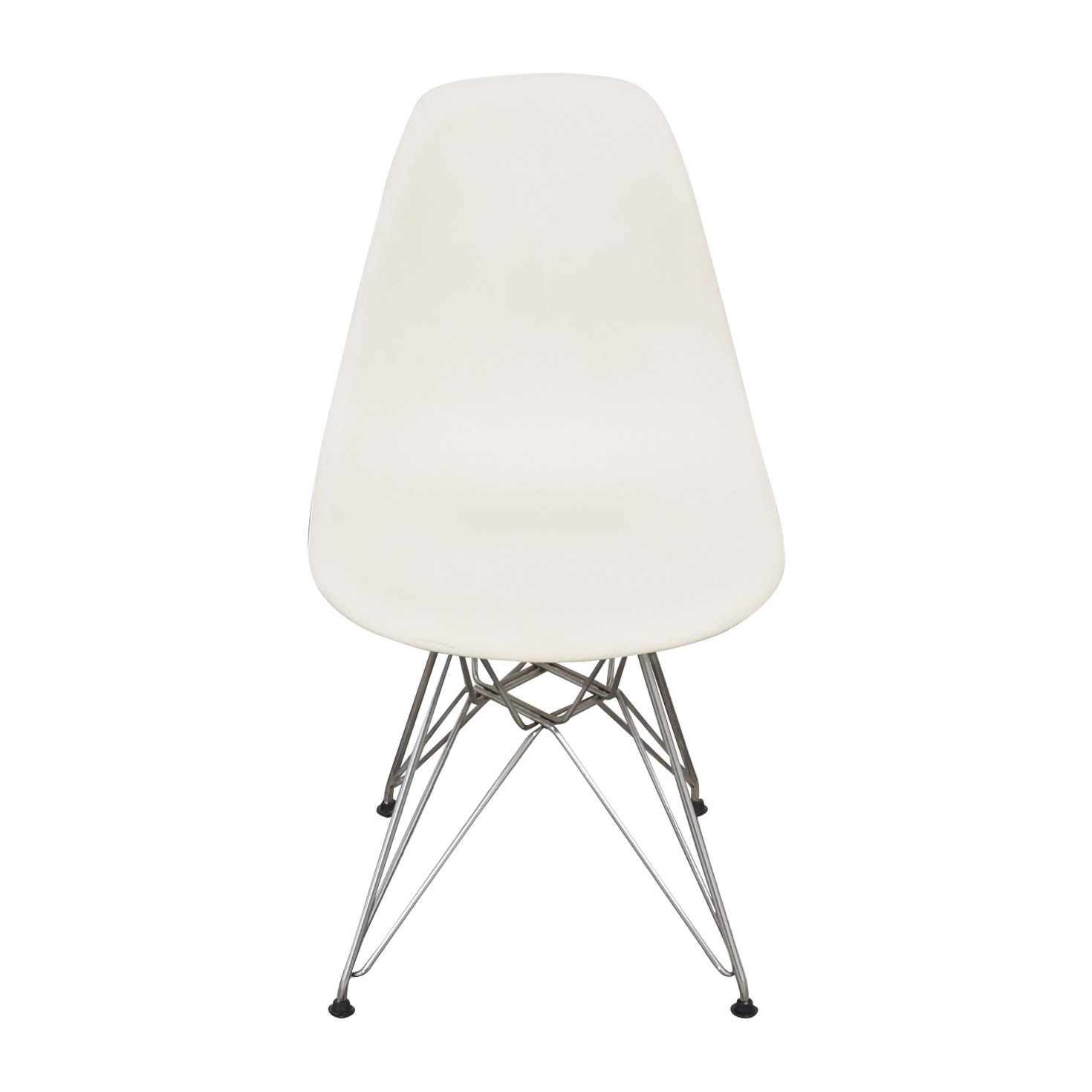 Herman Miller Herman Miller Eames Molded Plastic Dining Chair with Wire Base coupon