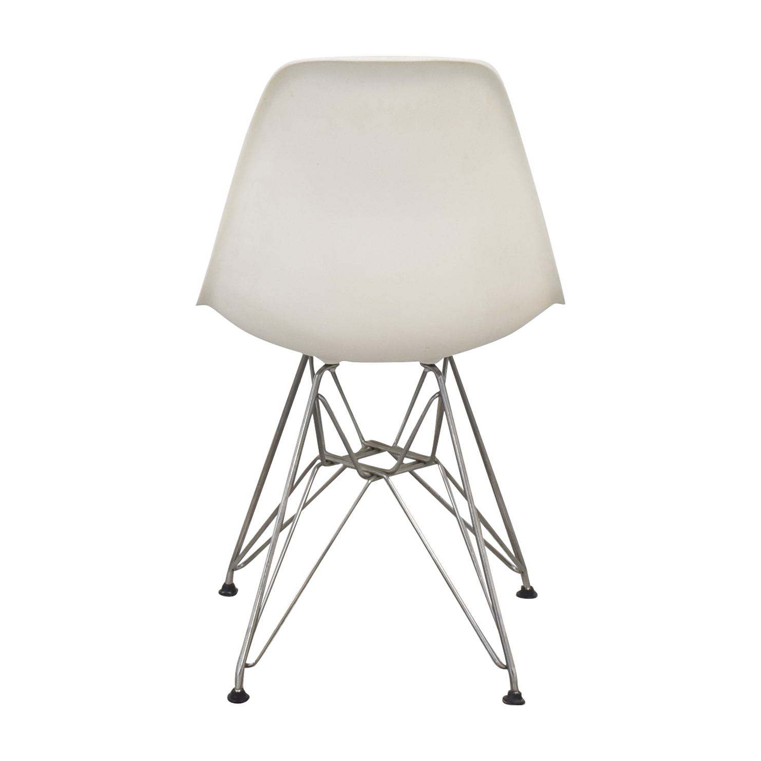 Herman Miller Herman Miller Eames Molded Plastic Dining Chair with Wire Base price