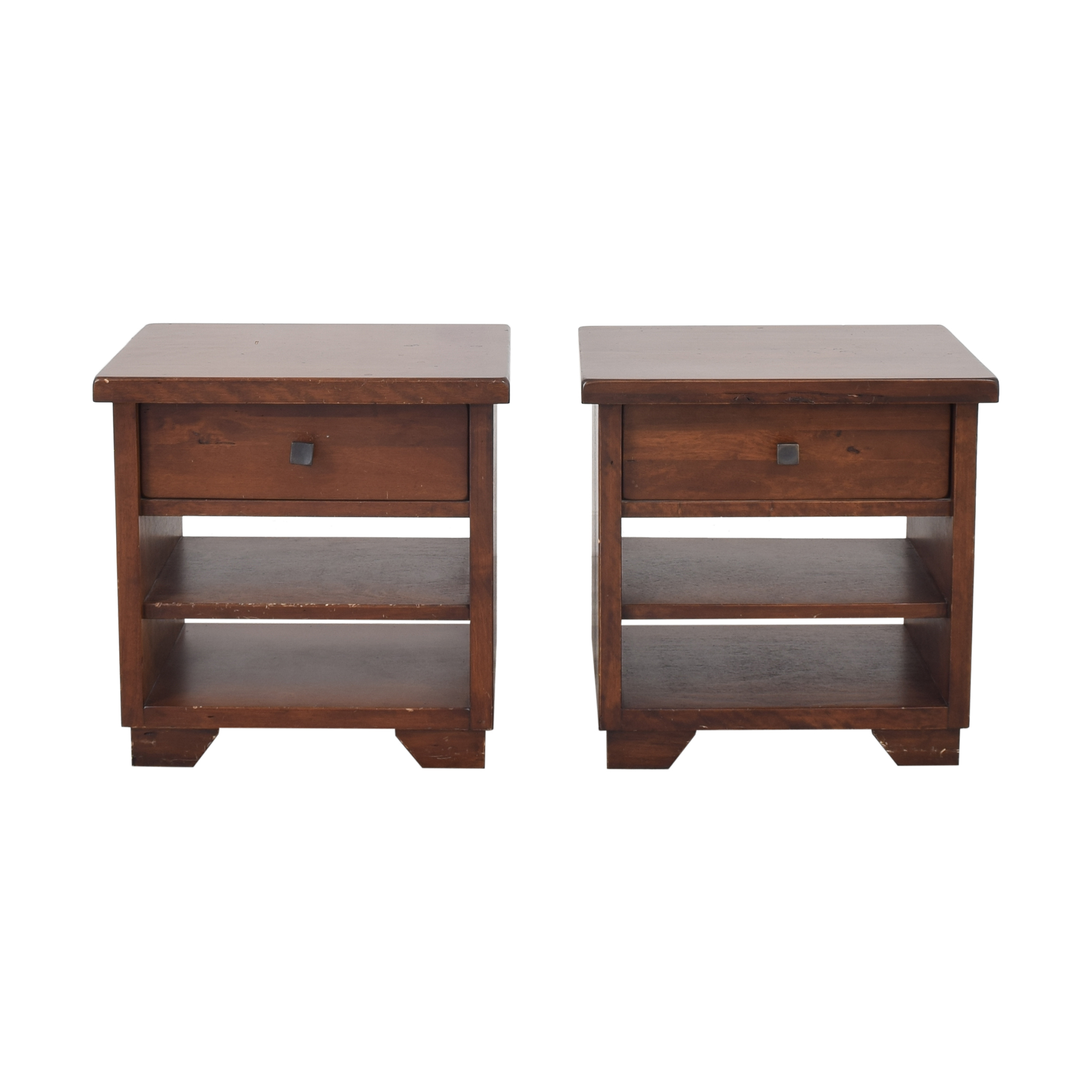Pottery Barn Sumatra Nightstands / Tables