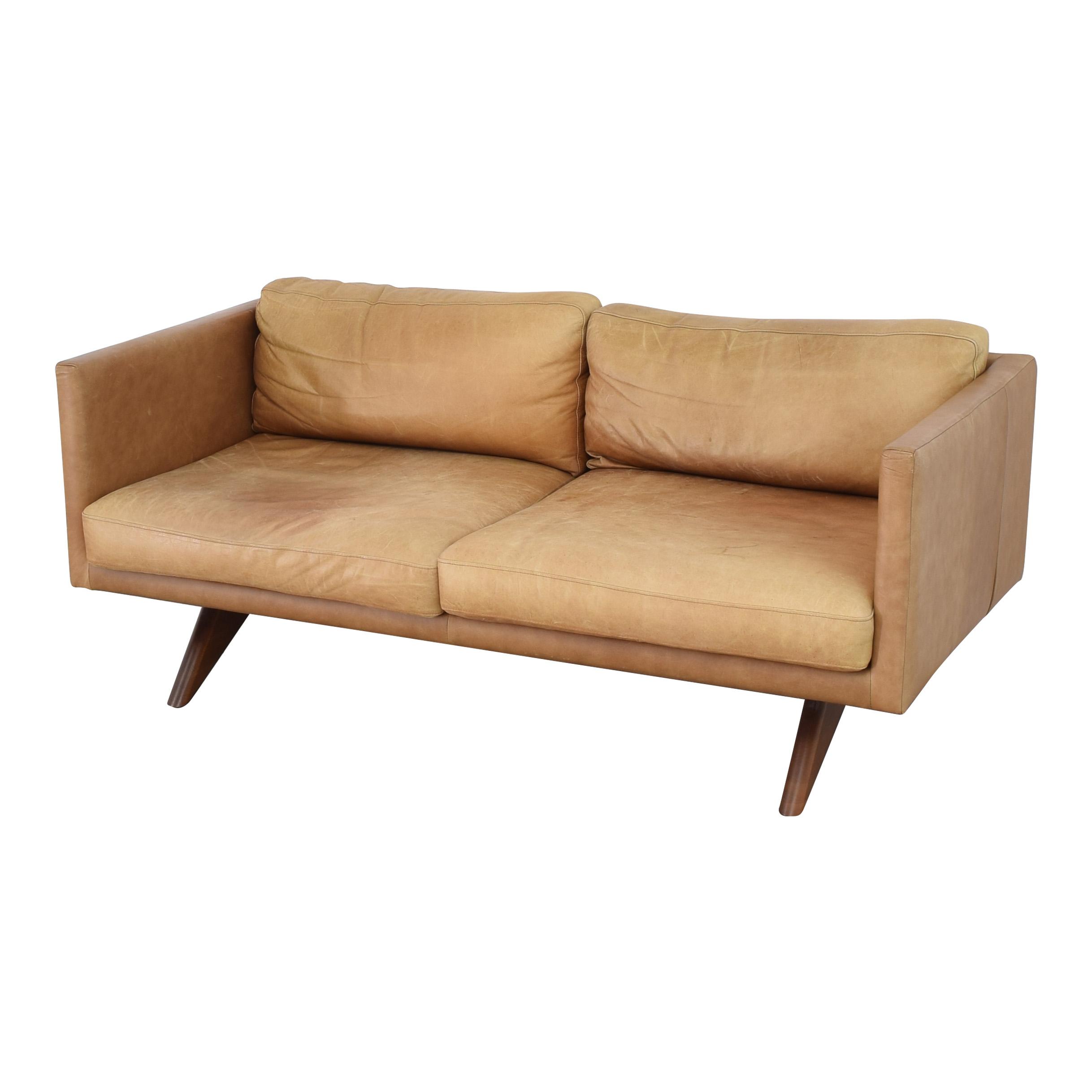 West Elm West Elm Brooklyn Sofa for sale
