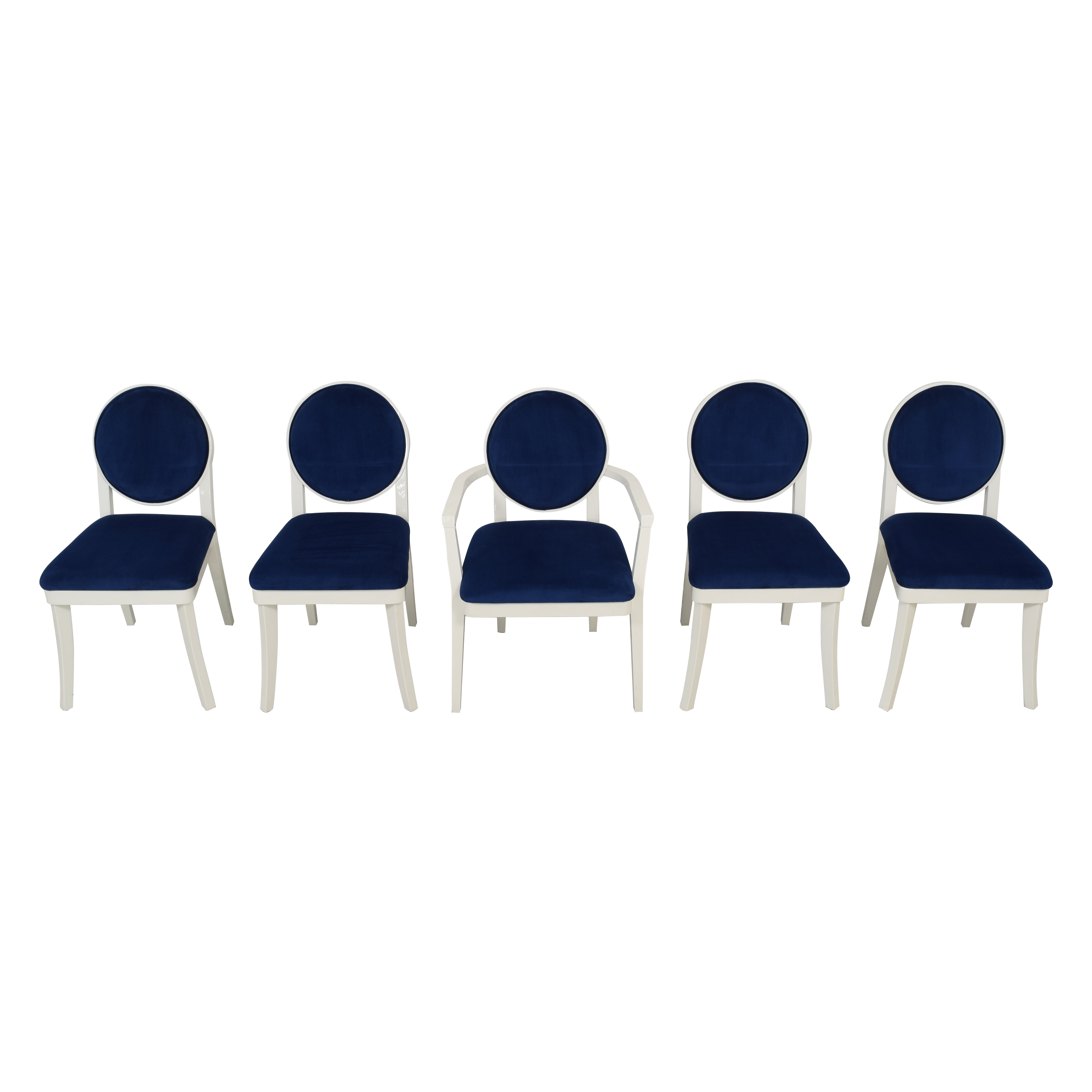 Jonathan Adler Jonathan Adler Happy Chic Dining Chairs discount