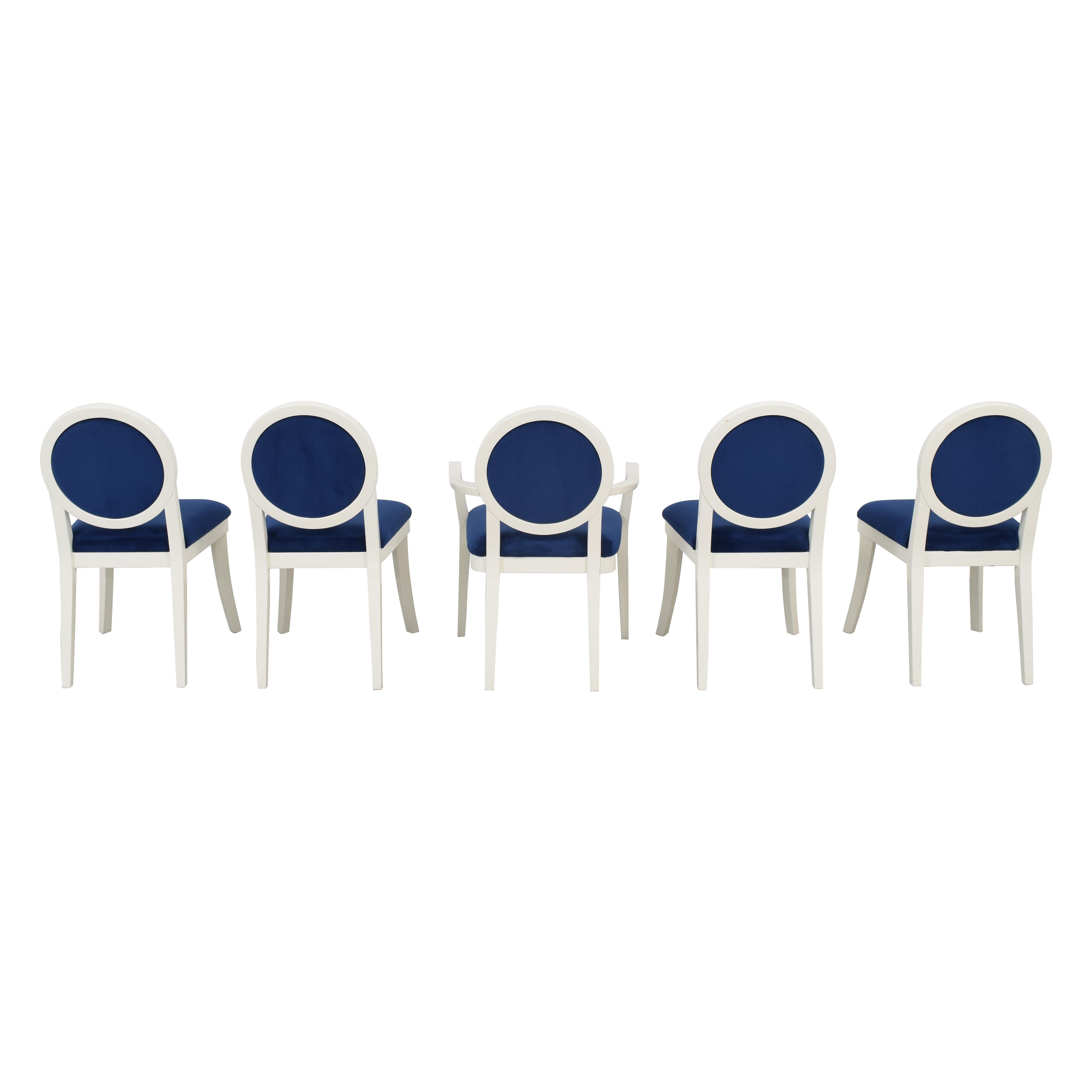 Jonathan Adler Jonathan Adler Happy Chic Dining Chairs Chairs
