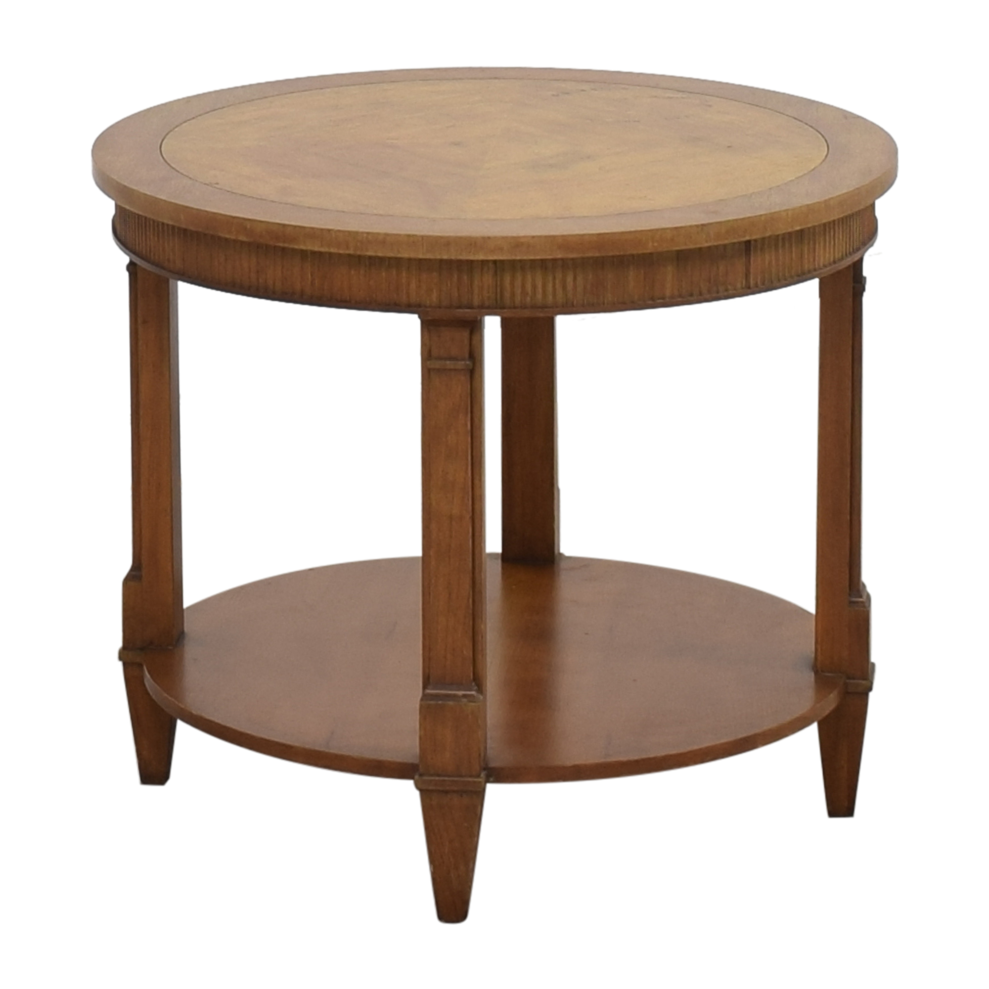 Baker Furniture Baker Furniture Round Accent Table