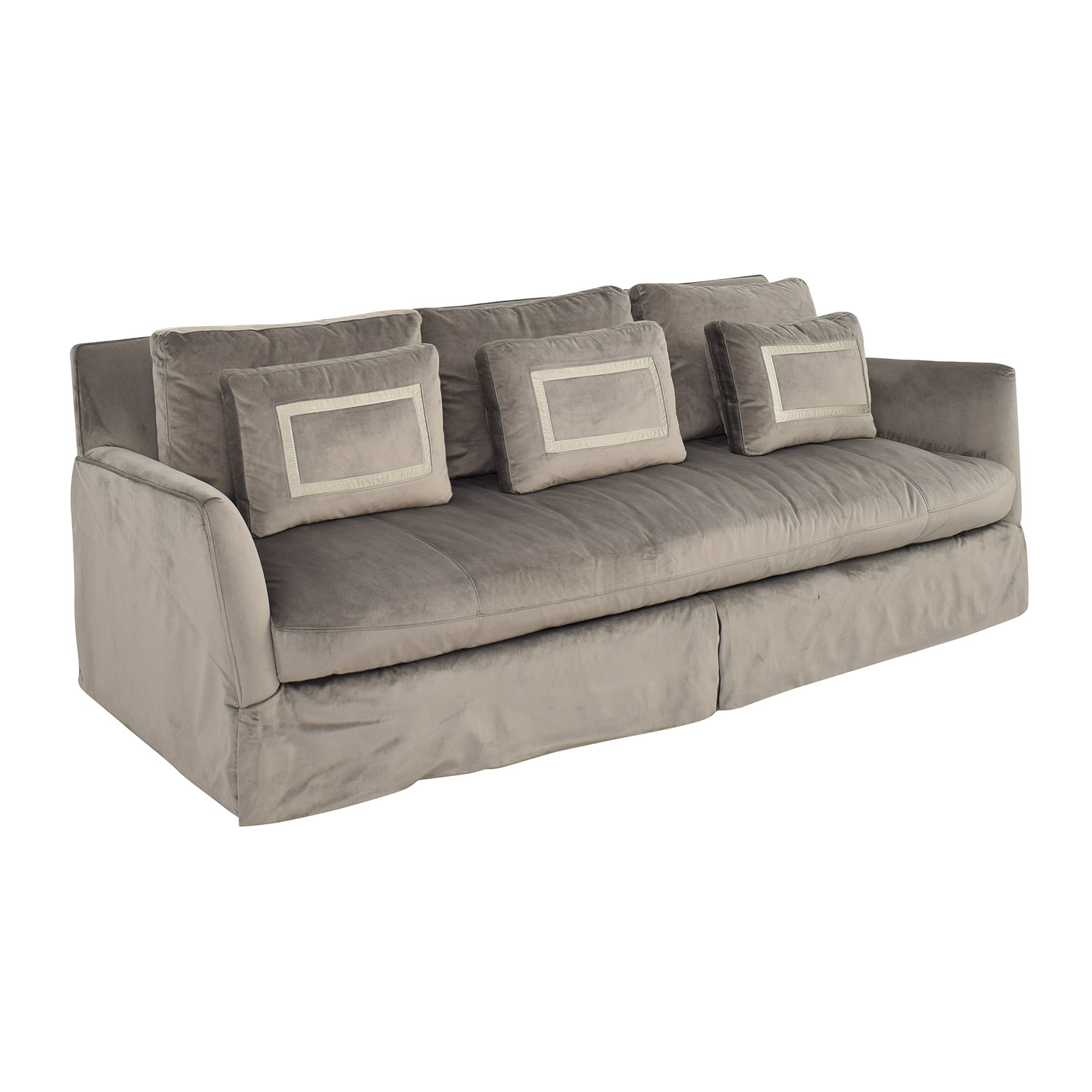 shop Caracole Fair & Square Sofa Caracole Sofas