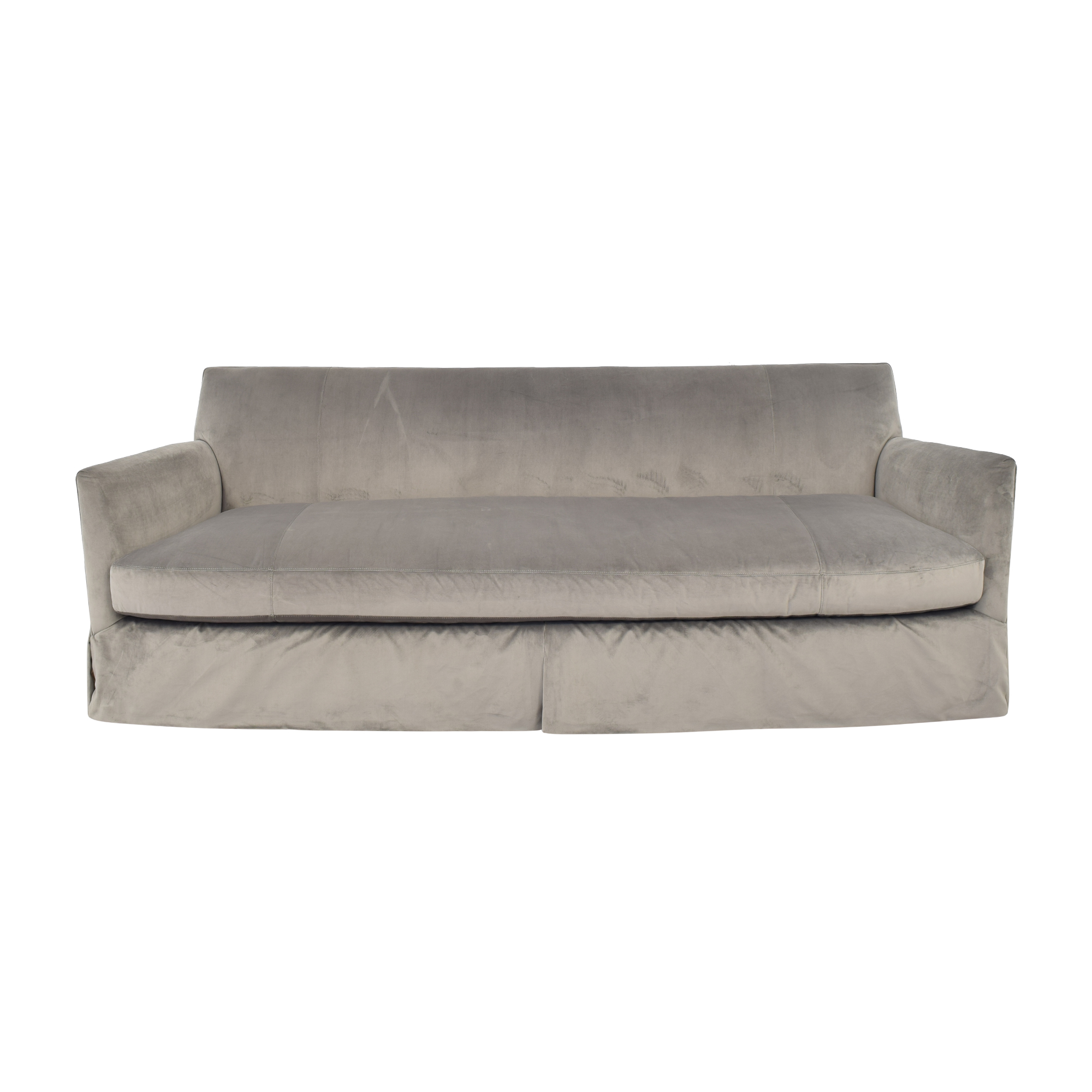 Caracole Caracole Fair and Square Sofa ct