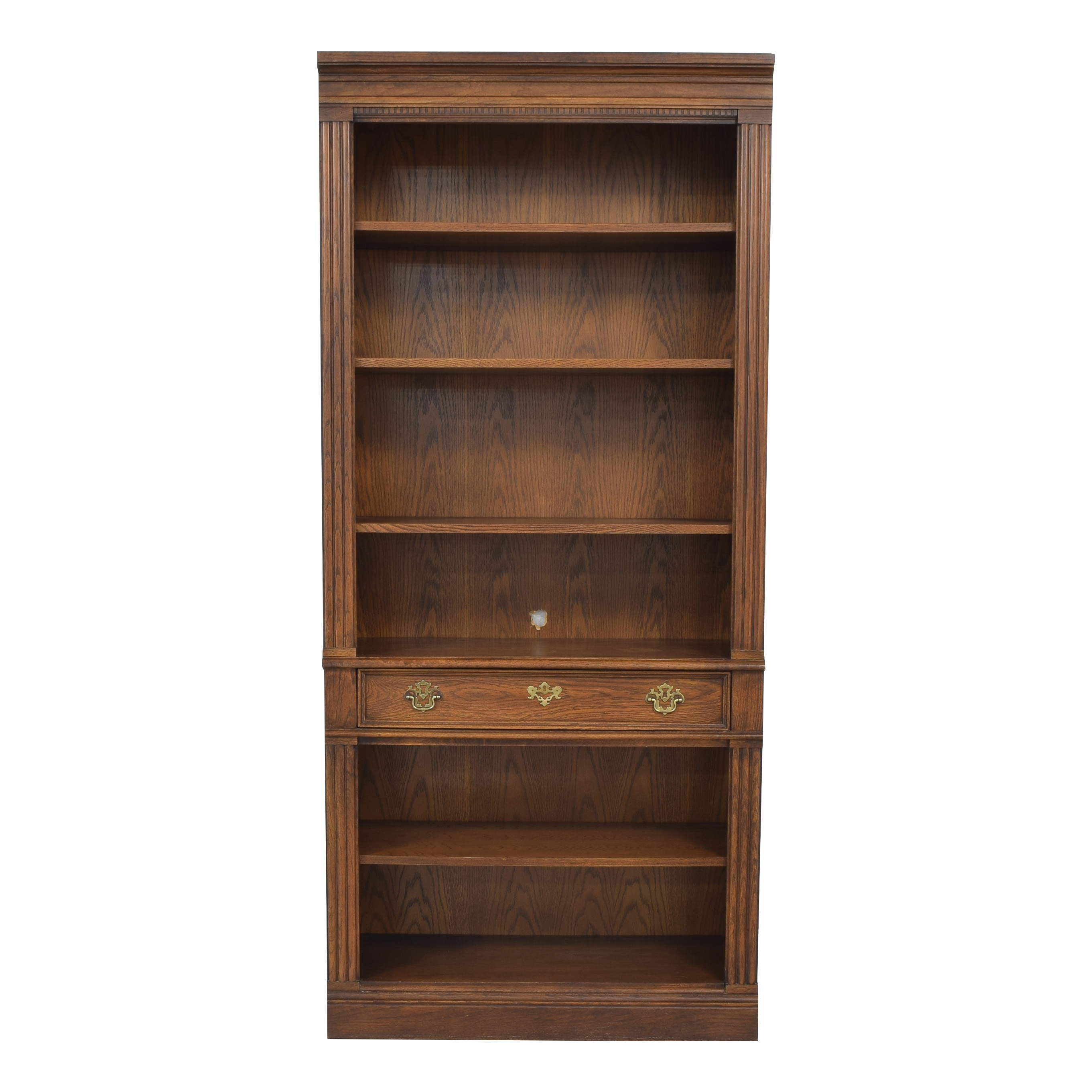 Thomasville Thomasville Bookself with Drawer on sale