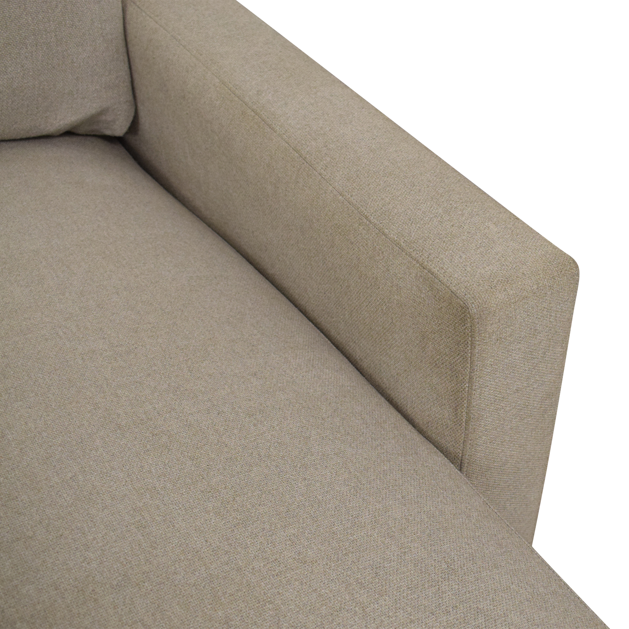 Room & Board Room & Board Hess Angled Sectional with Chaise on sale
