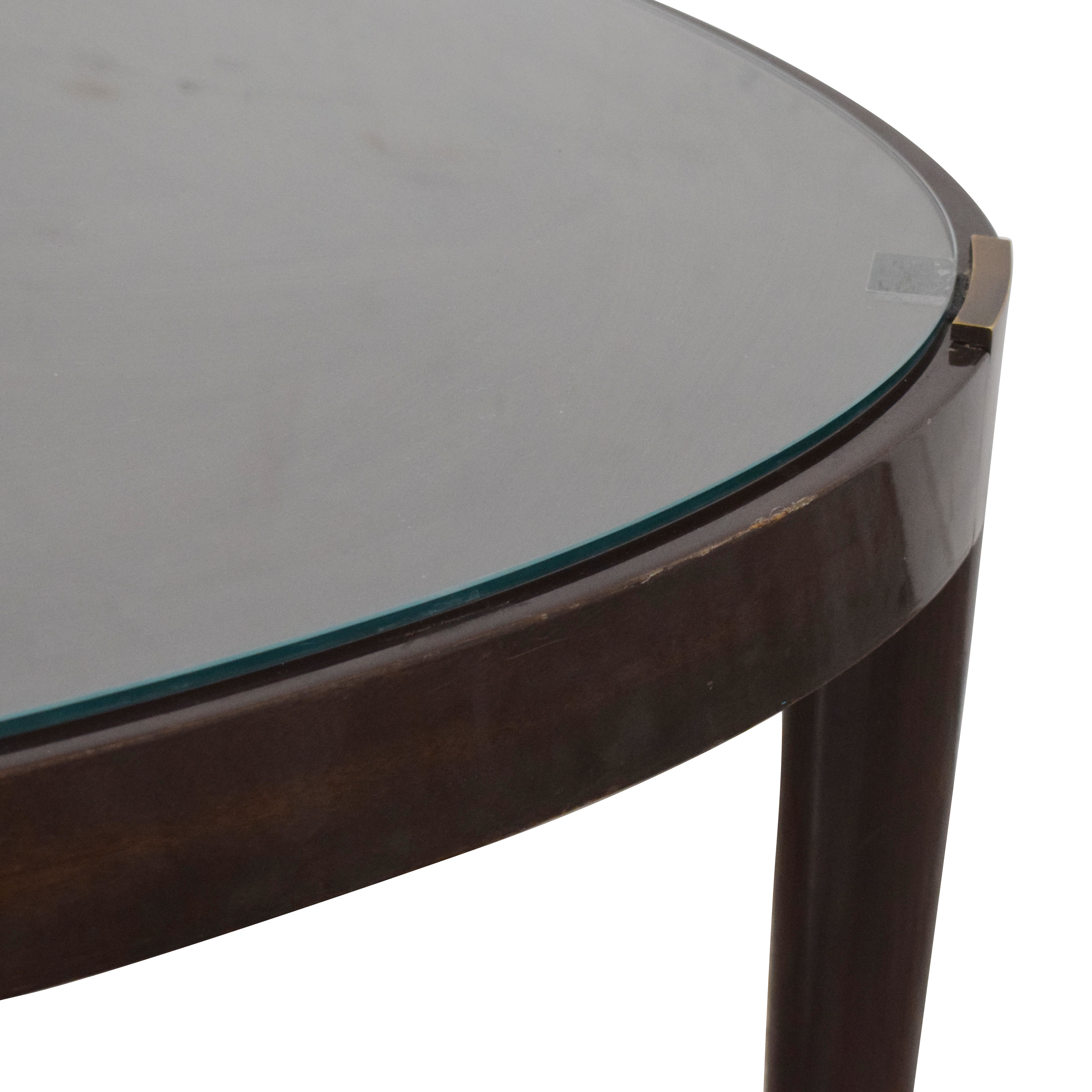 shop Vicente Wolfe Three Leg Coffee Table Vicente Wolf Coffee Tables