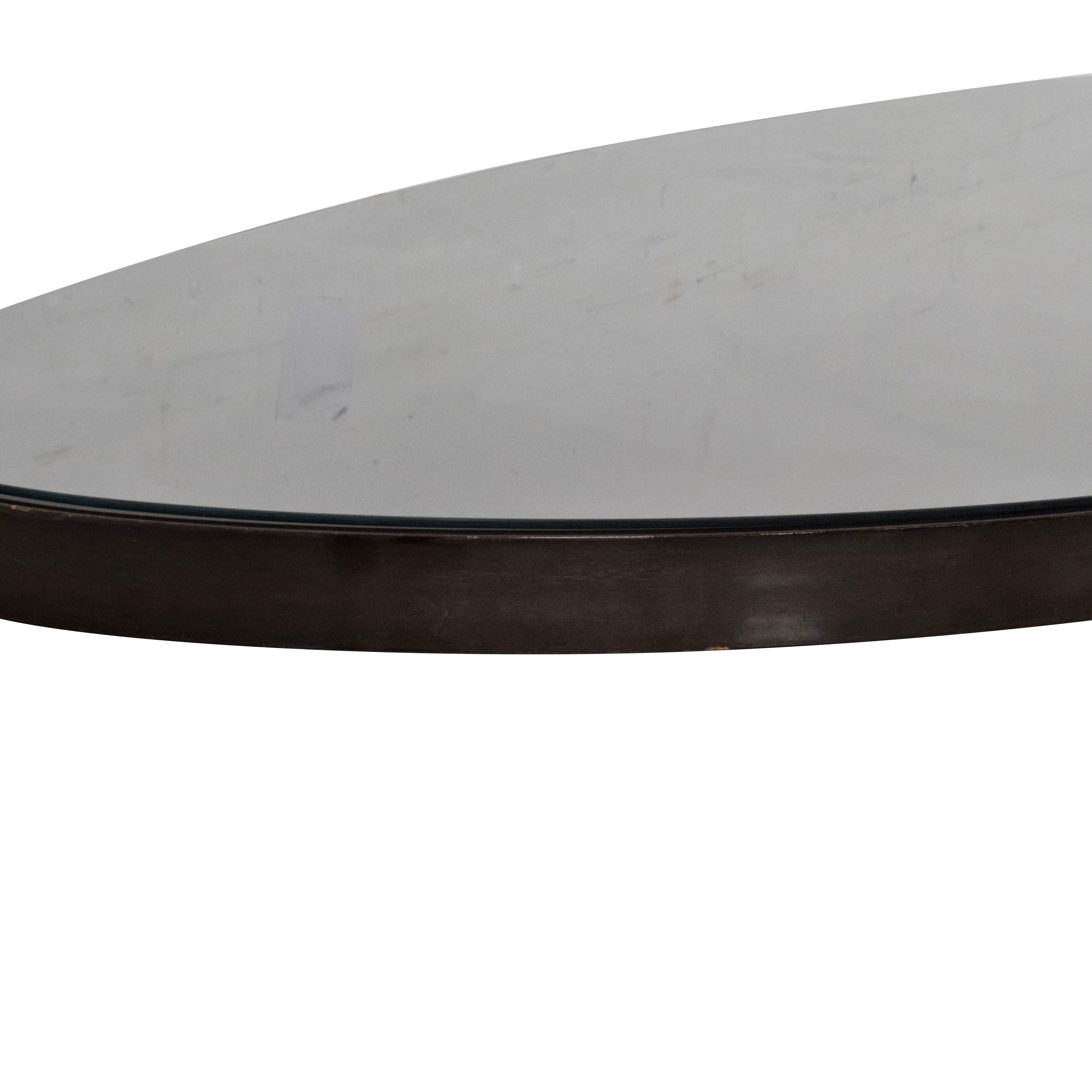 Vicente Wolfe Three Leg Coffee Table Vicente Wolf