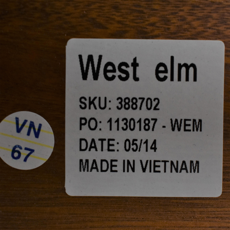 West Elm West Elm Mid-Century Queen Bed Beds
