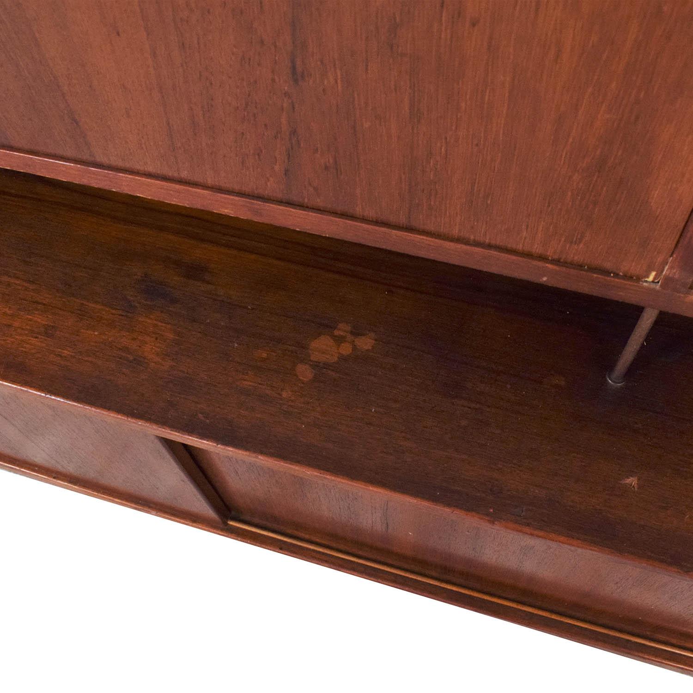 buy  Vintage Mid-Century Hutch with Desk online