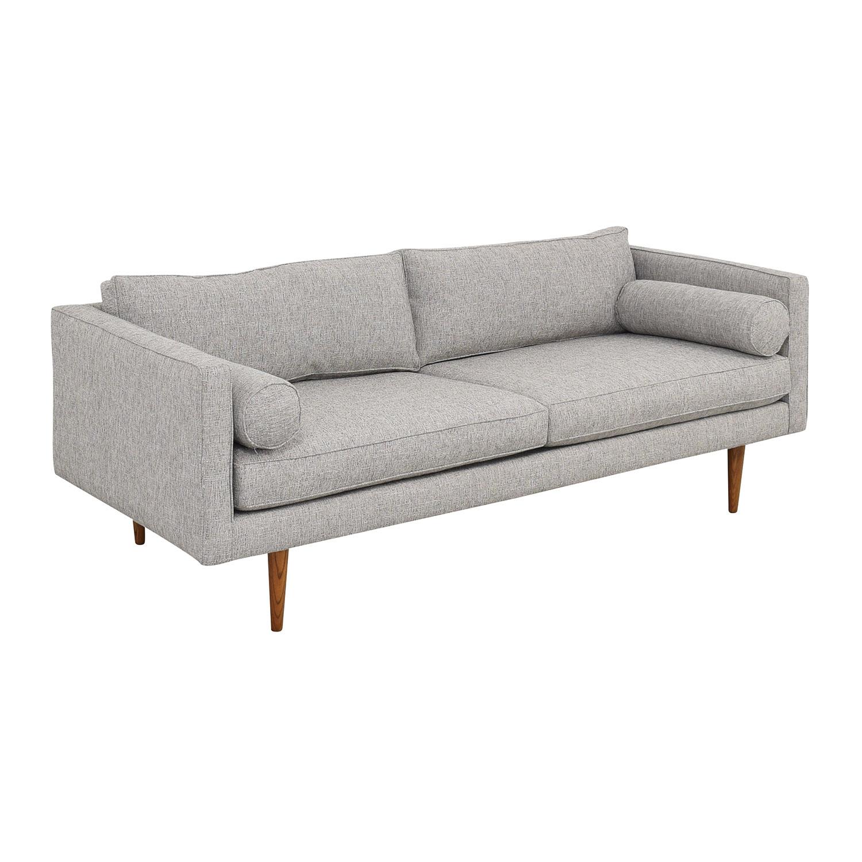 West Elm West Elm Monroe Mid-Century Sofa nj