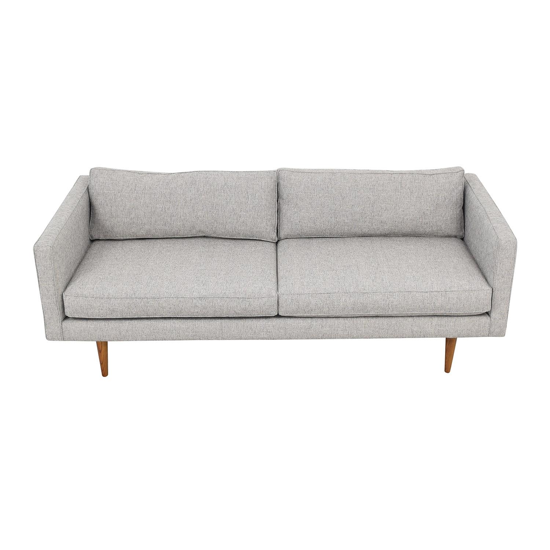 West Elm West Elm Monroe Mid-Century Sofa discount