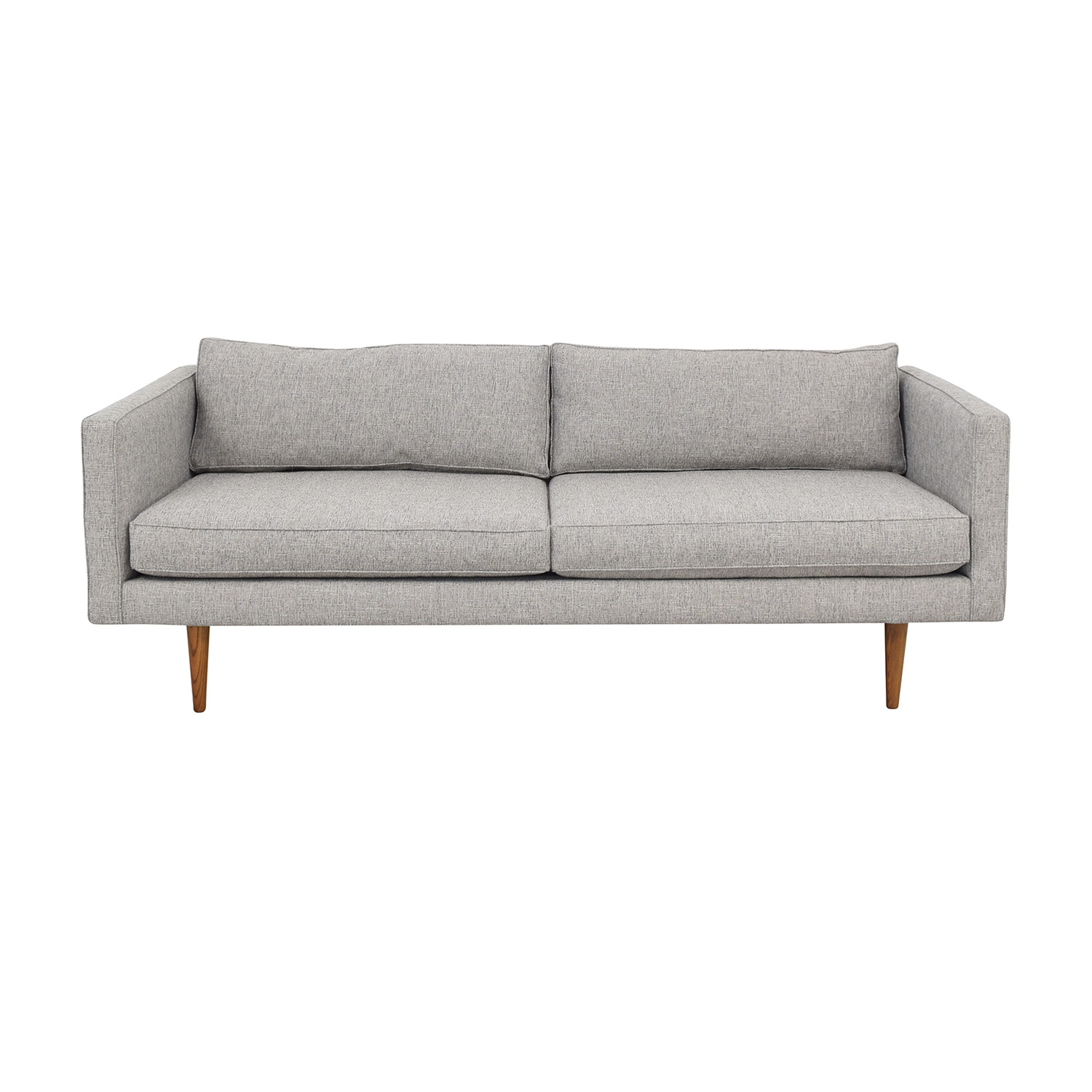 West Elm West Elm Monroe Mid-Century Sofa coupon