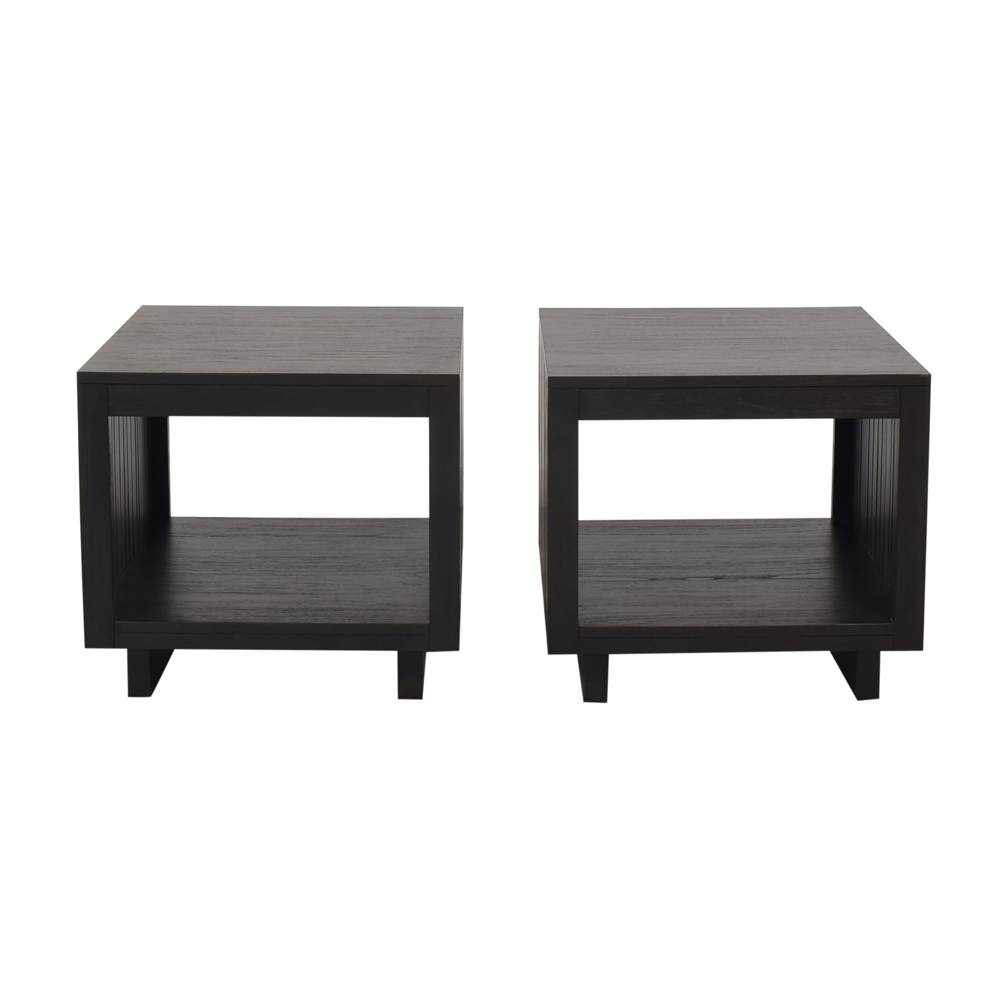 Brownstone Furniture Brownstone Furniture Messina Side Tables used