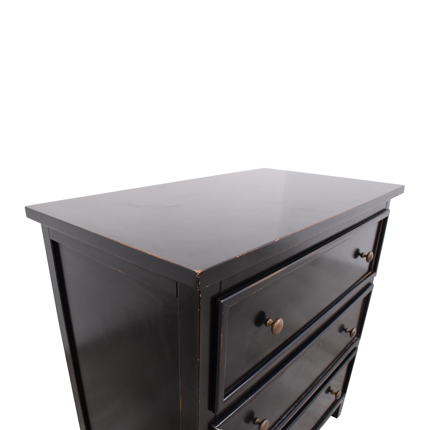 Crate & Barrel Crate & Barrel Three Drawer Nightstand coupon