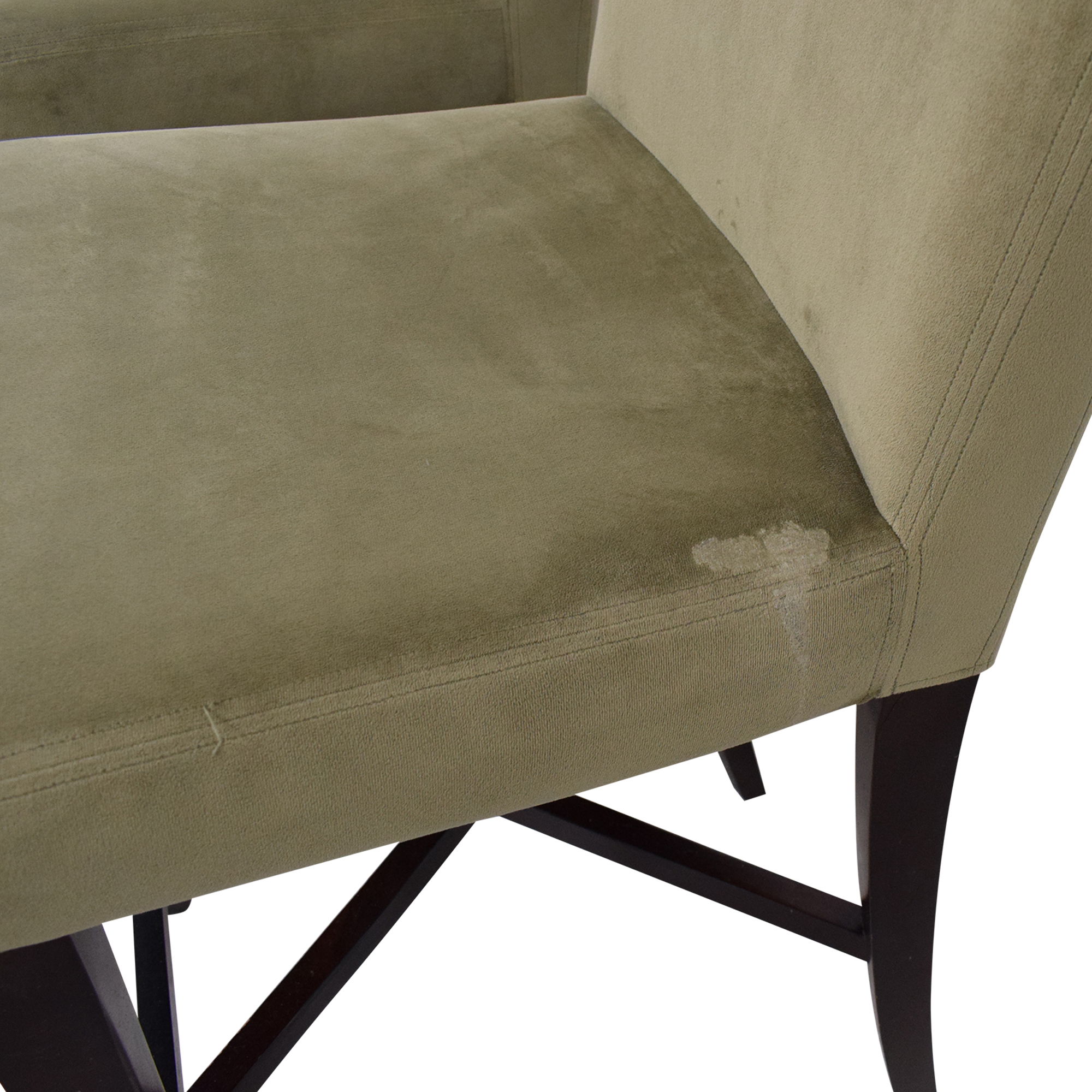 buy Crate & Barrel Upholstered Bar Stools Crate & Barrel Chairs