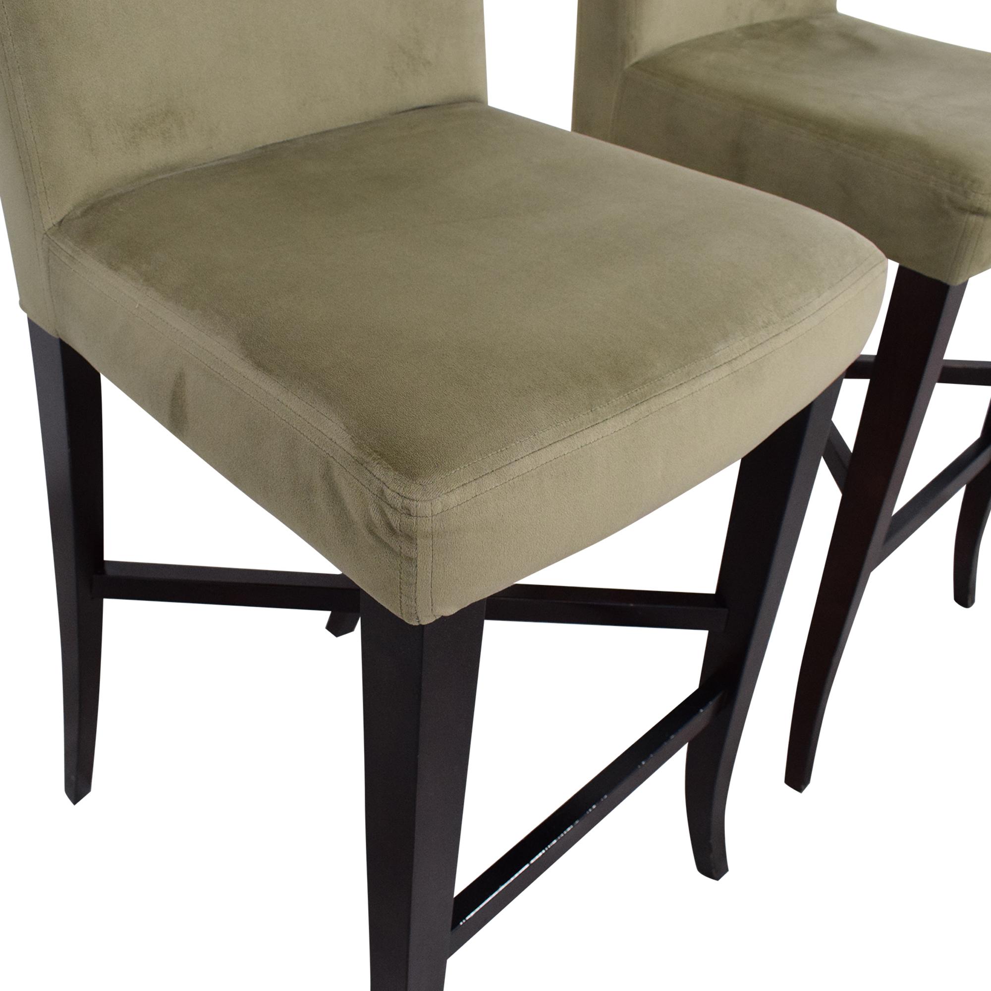 shop Crate & Barrel Crate & Barrel Upholstered Bar Stools online