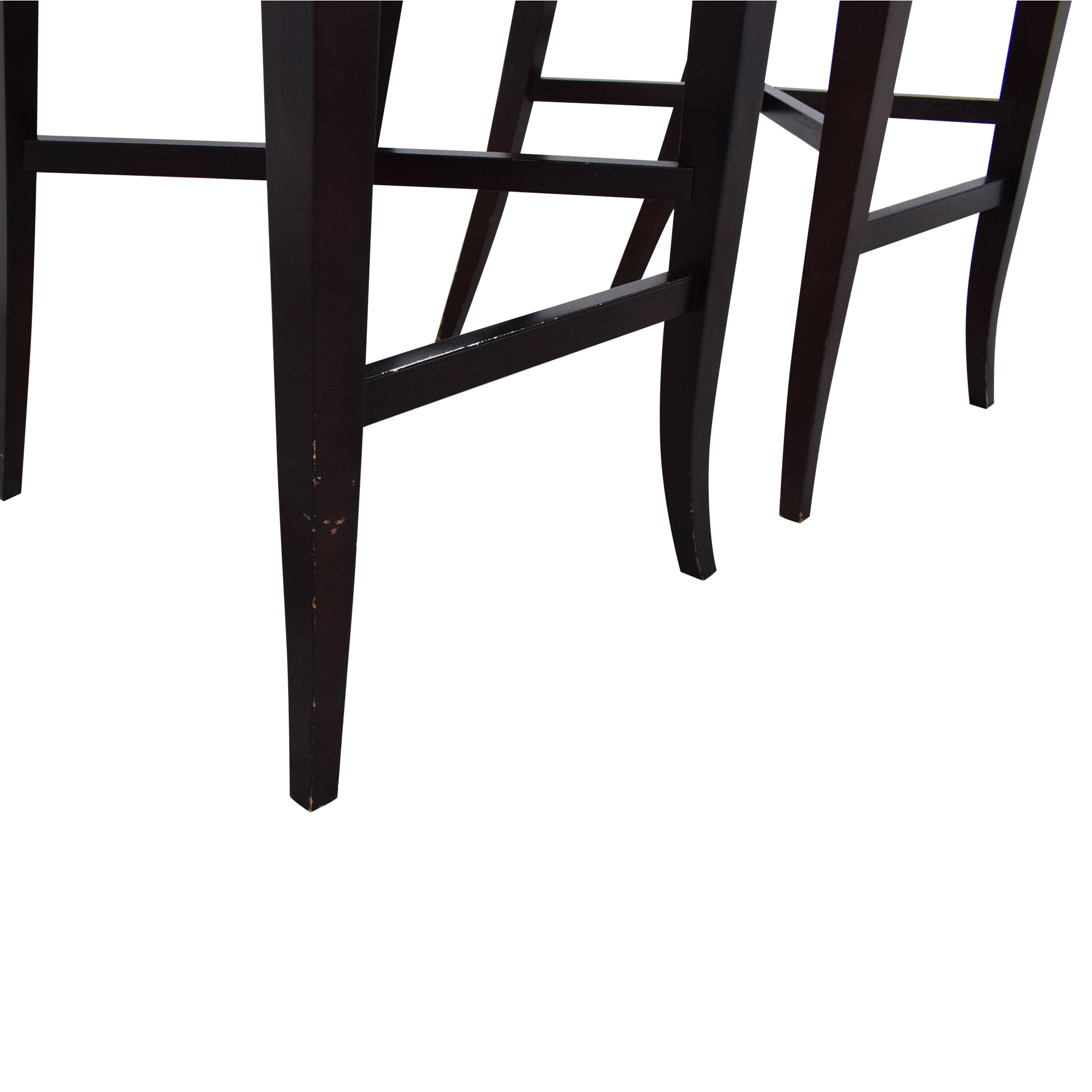 buy Crate & Barrel Upholstered Bar Stools Crate & Barrel Stools