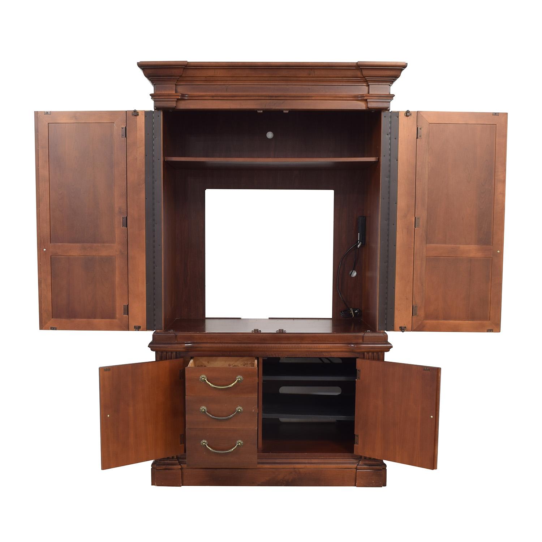 Hooker Furniture Hooker Furniture Media Hutch Storage