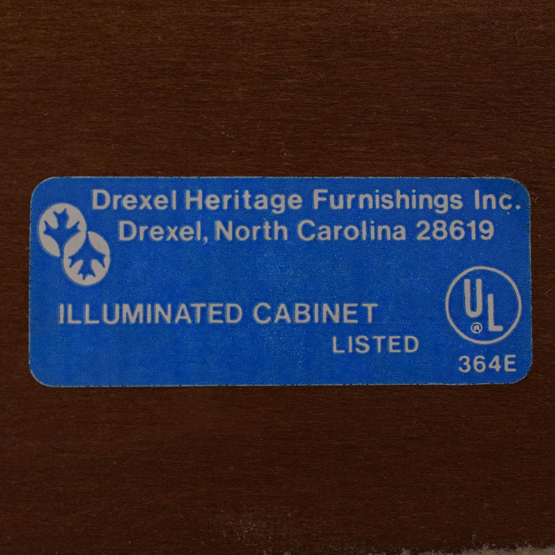 shop Drexel Entertainment Center Drexel Heritage Bookcases & Shelving