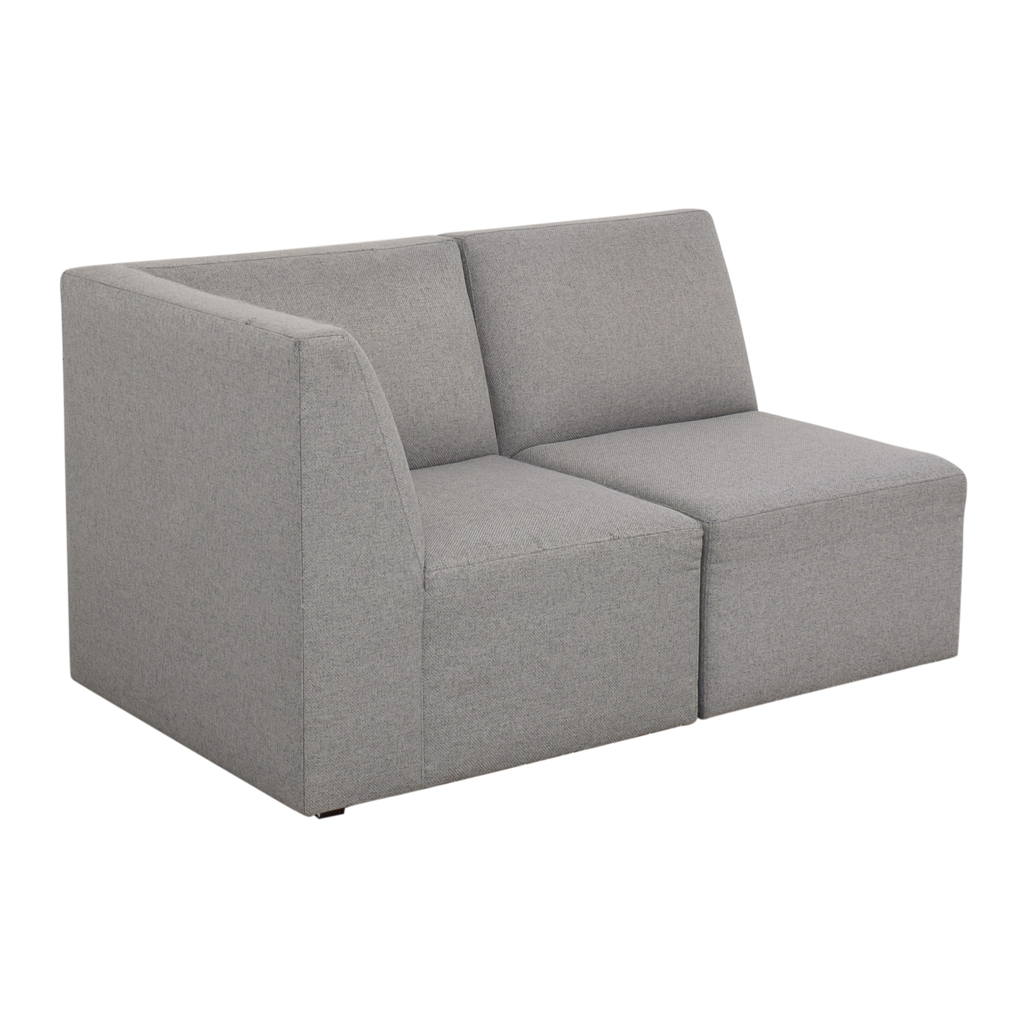 60 Off Cb2 Modern Sectional Sofas