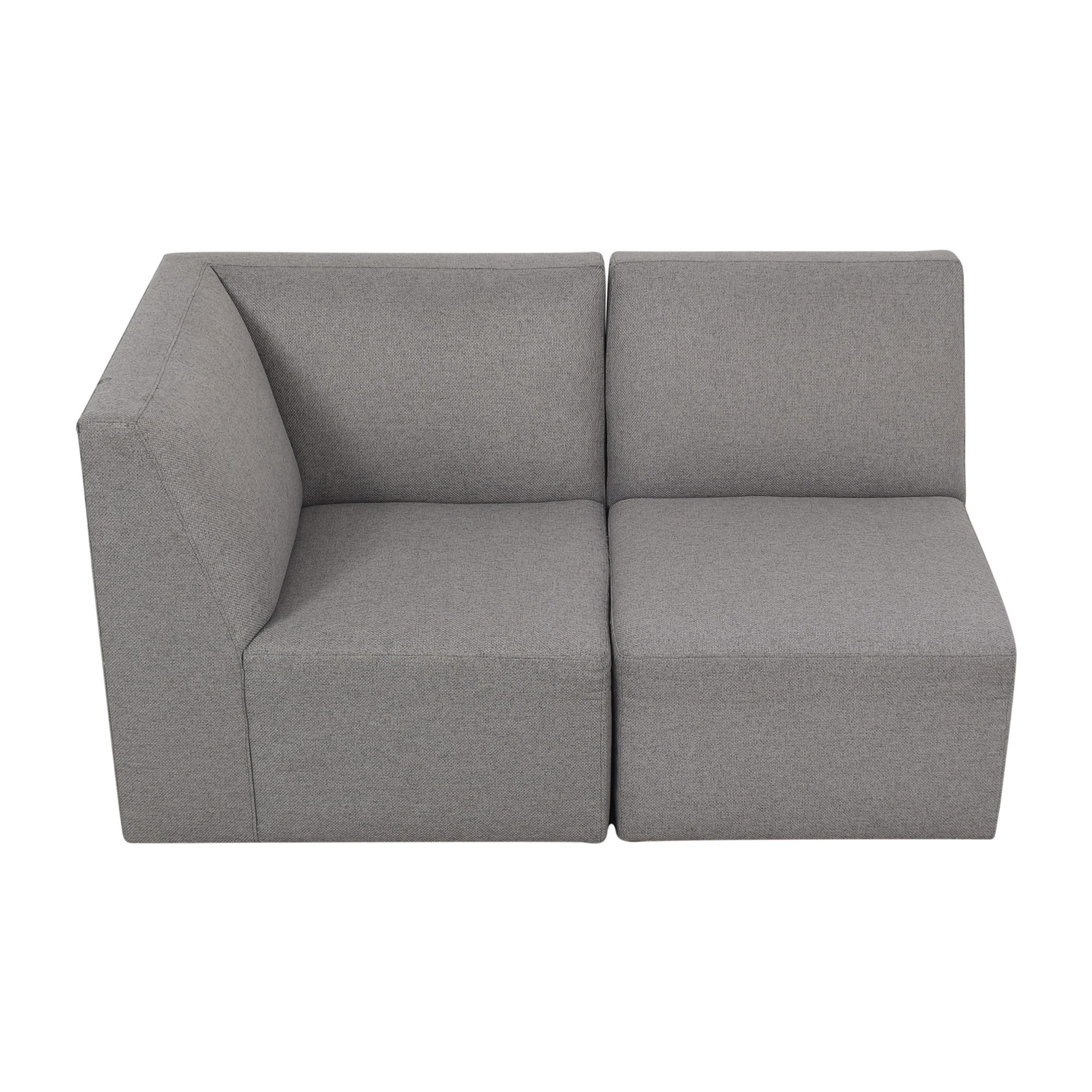 CB2 CB2 Modern Sectional nyc
