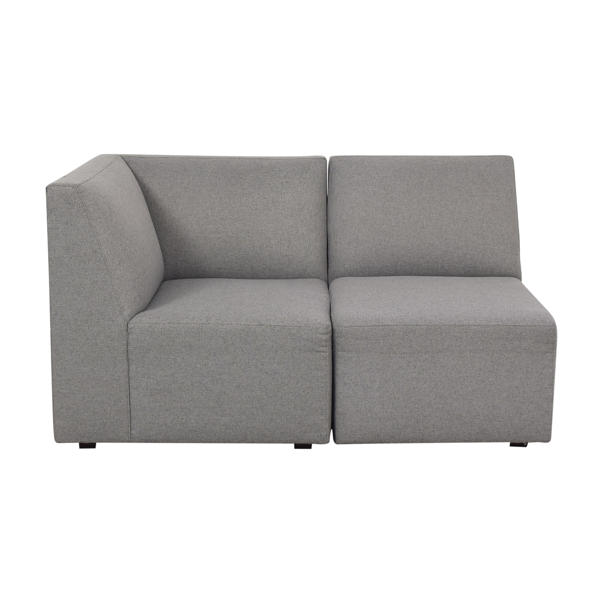 CB2 CB2 Modern Sectional ma