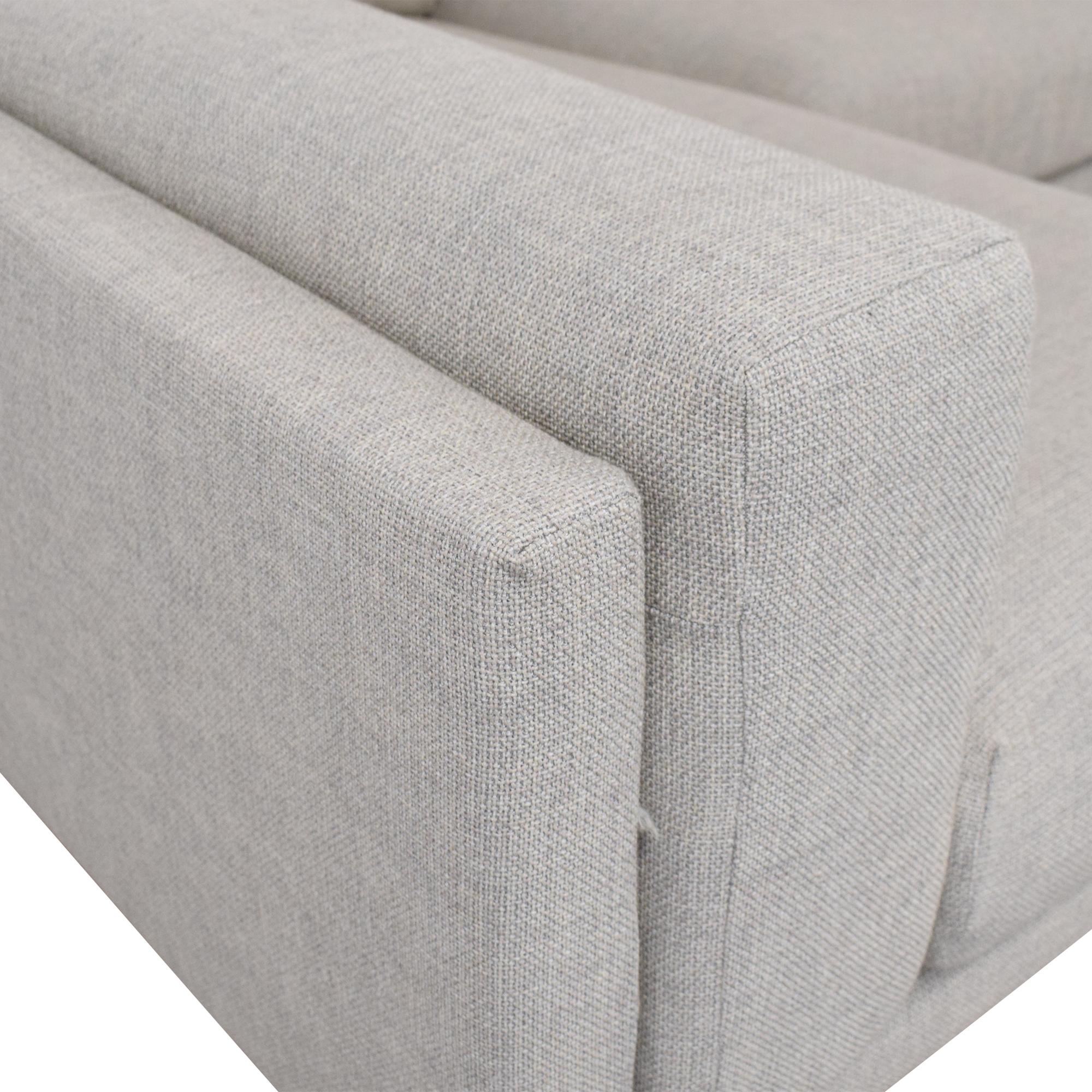 IKEA Nockeby Three Seat Sofa / Sofas