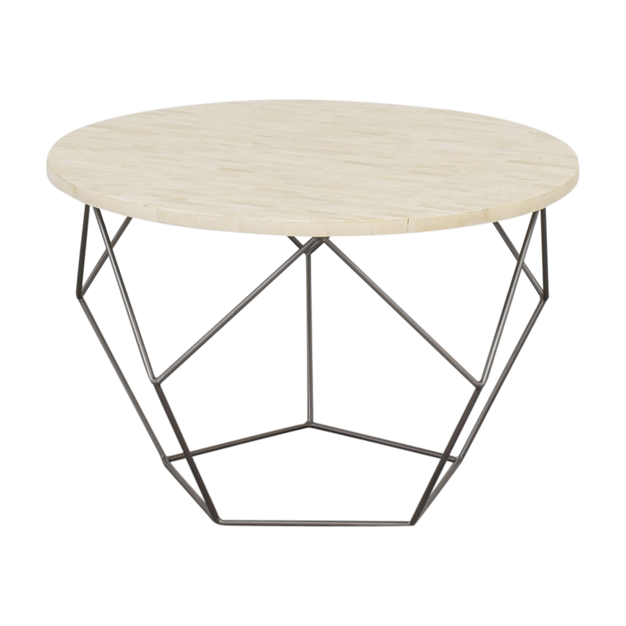 West Elm West Elm Origami Coffee Table ma