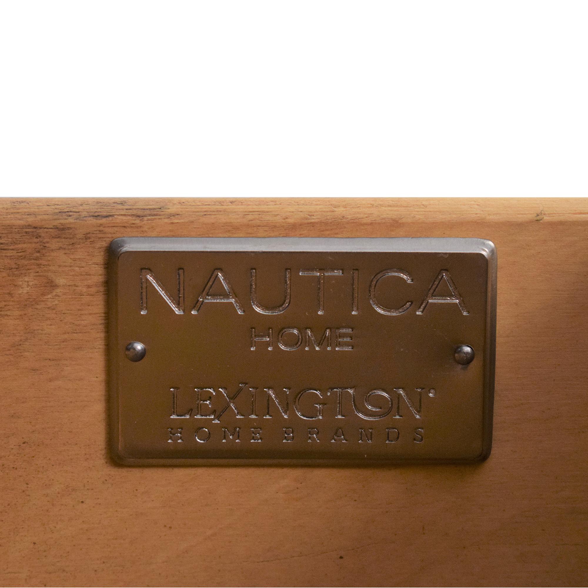 Nautica Home Nautica Home by Lexington Gentleman's Chest ct