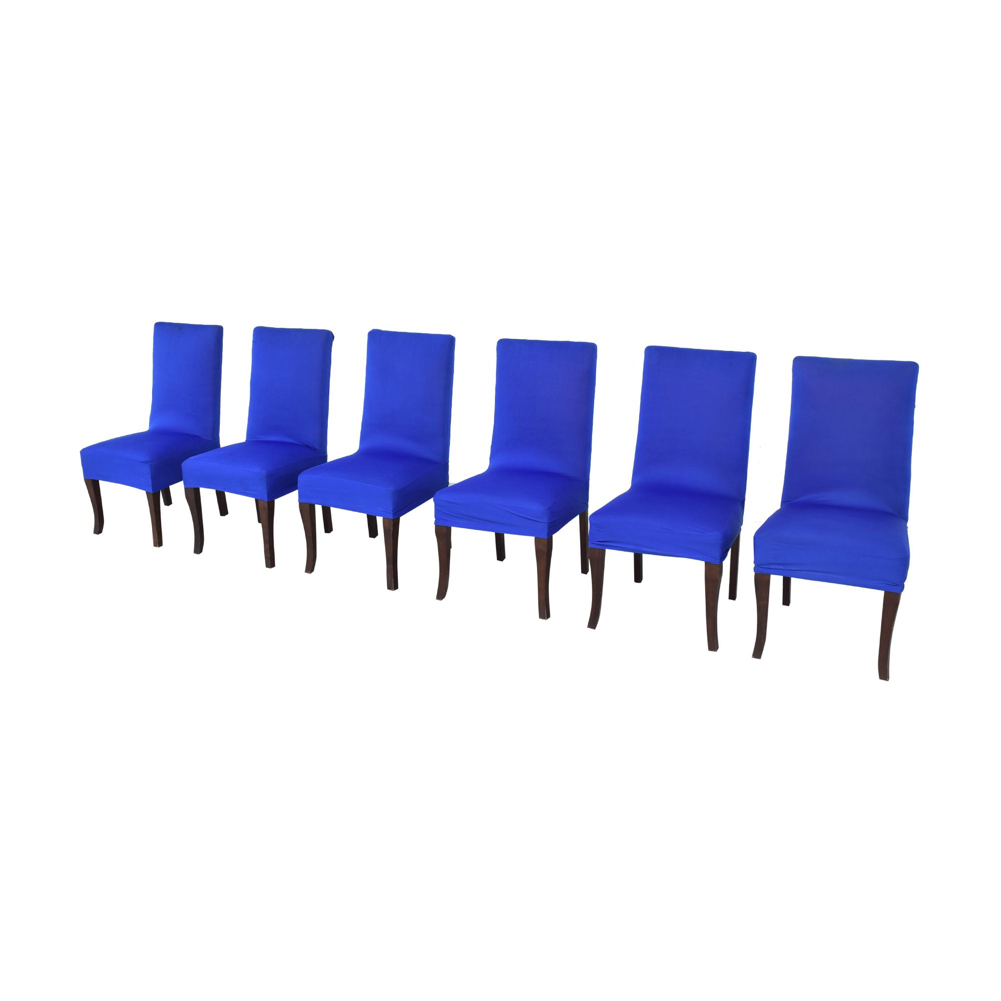 Ballard Designs Ballard Designs Upholstered Couture Chairs