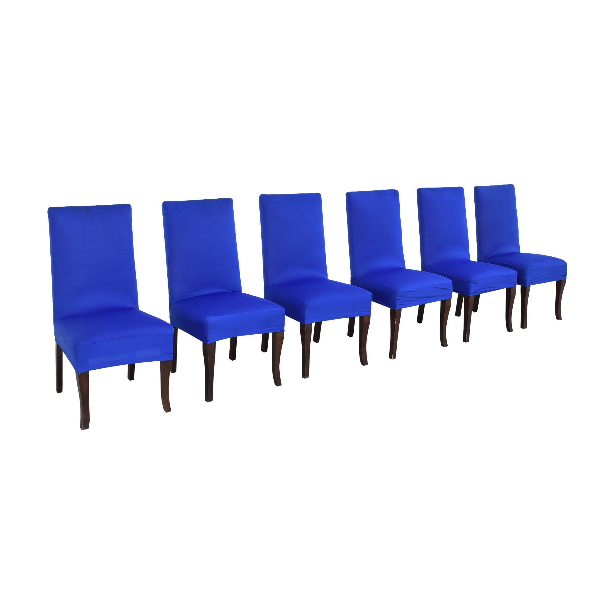 Ballard Designs Ballard Designs Upholstered Couture Chairs nyc
