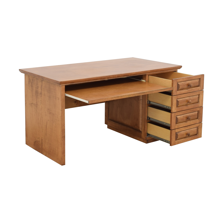 Gothic Cabinet Craft Executive Desk / Home Office Desks