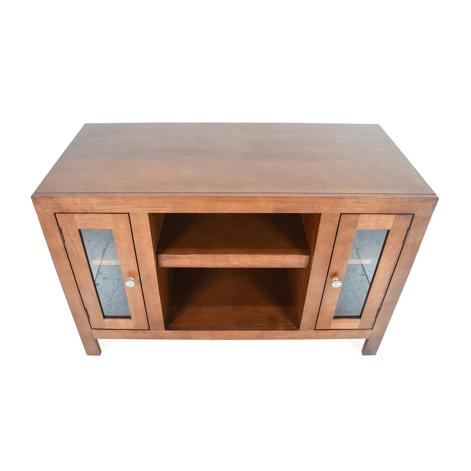Raymour and Flanigan Raymour and Flanigan Delmar Media Unit Cabinets & Sideboards