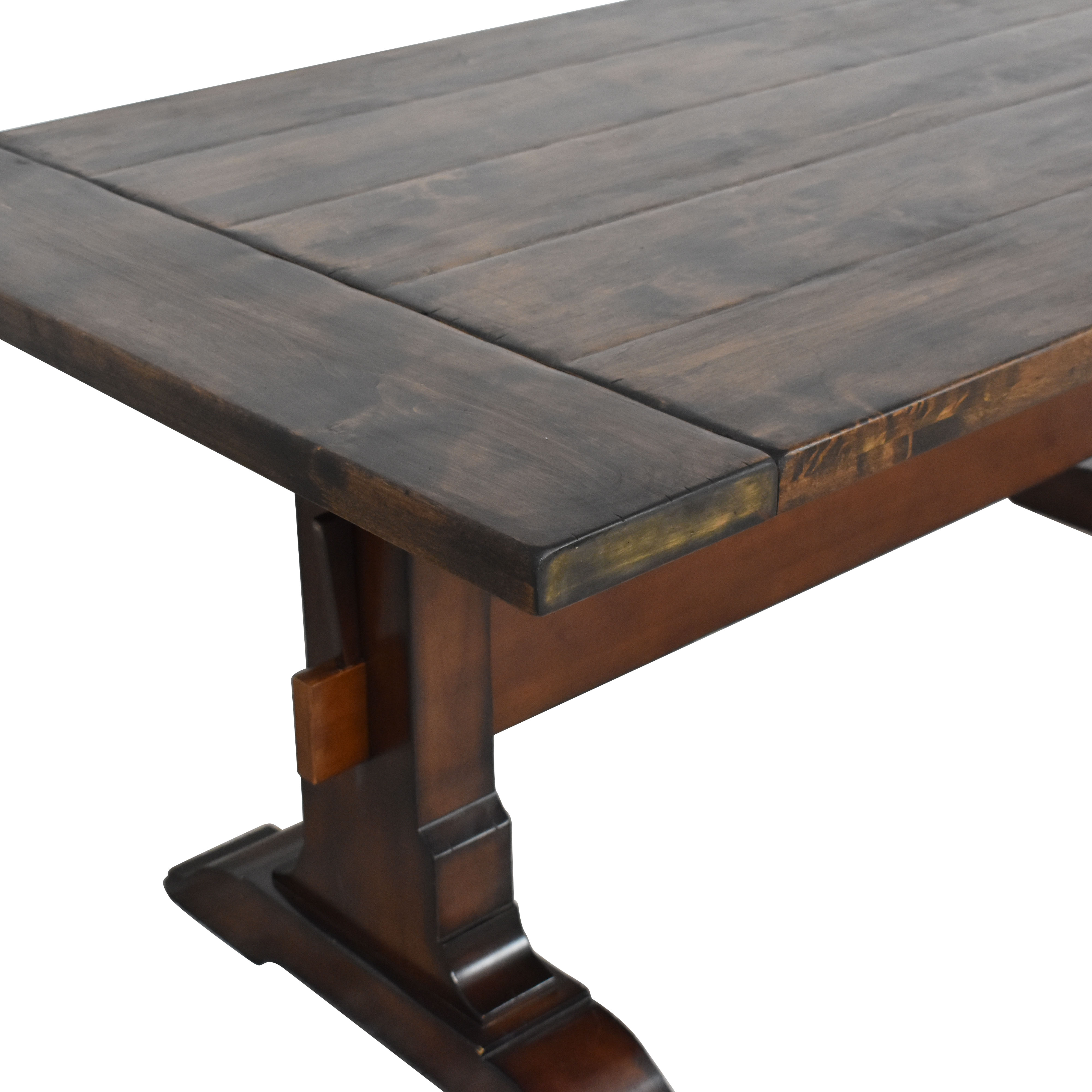 Pottery Barn Pottery Barn Trestle Dining Table Tables