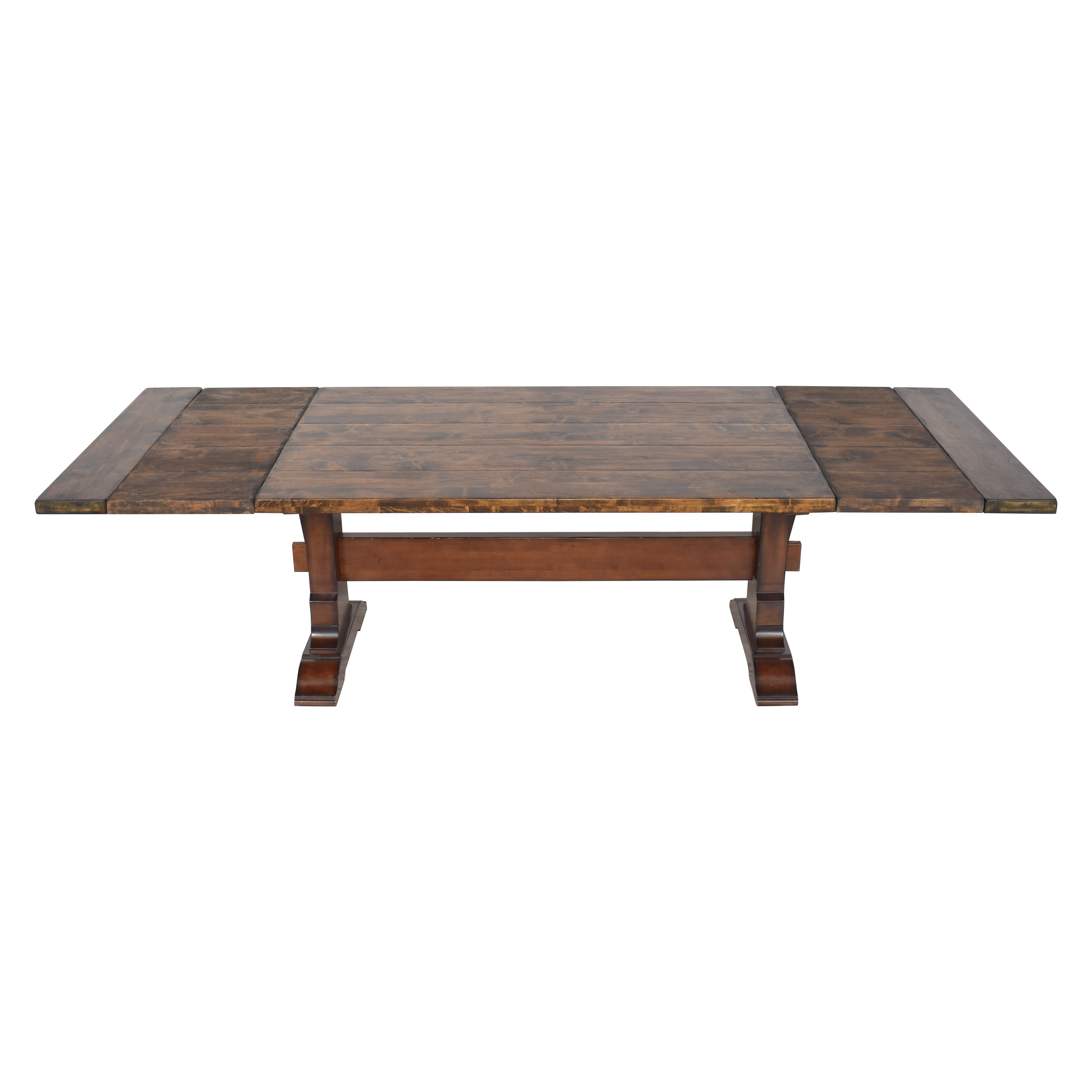 Pottery Barn Pottery Barn Trestle Dining Table used