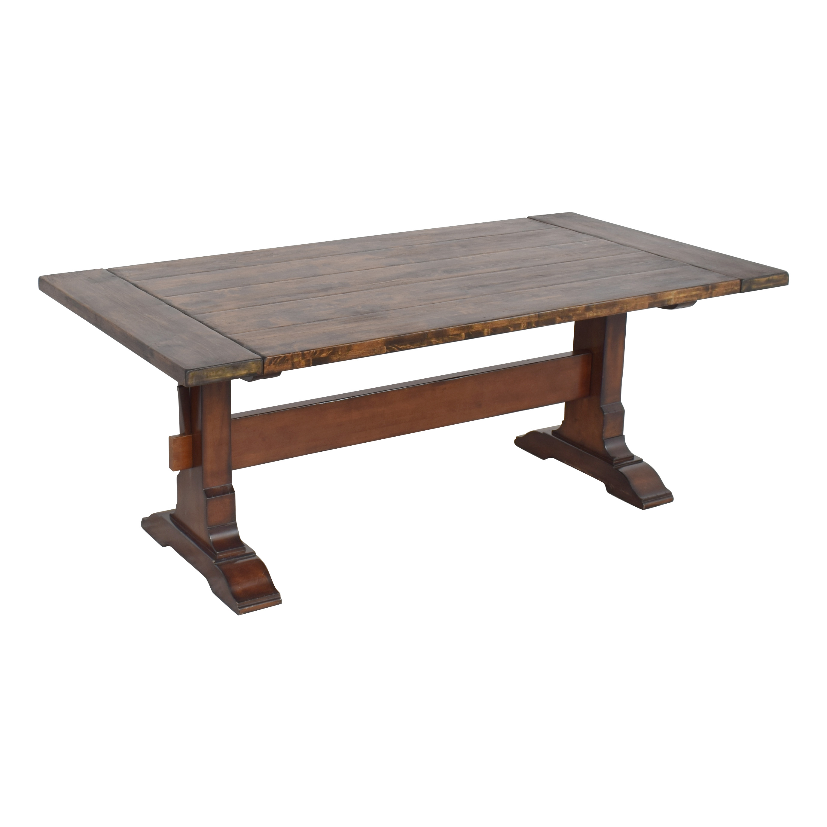 buy Pottery Barn Pottery Barn Trestle Dining Table online