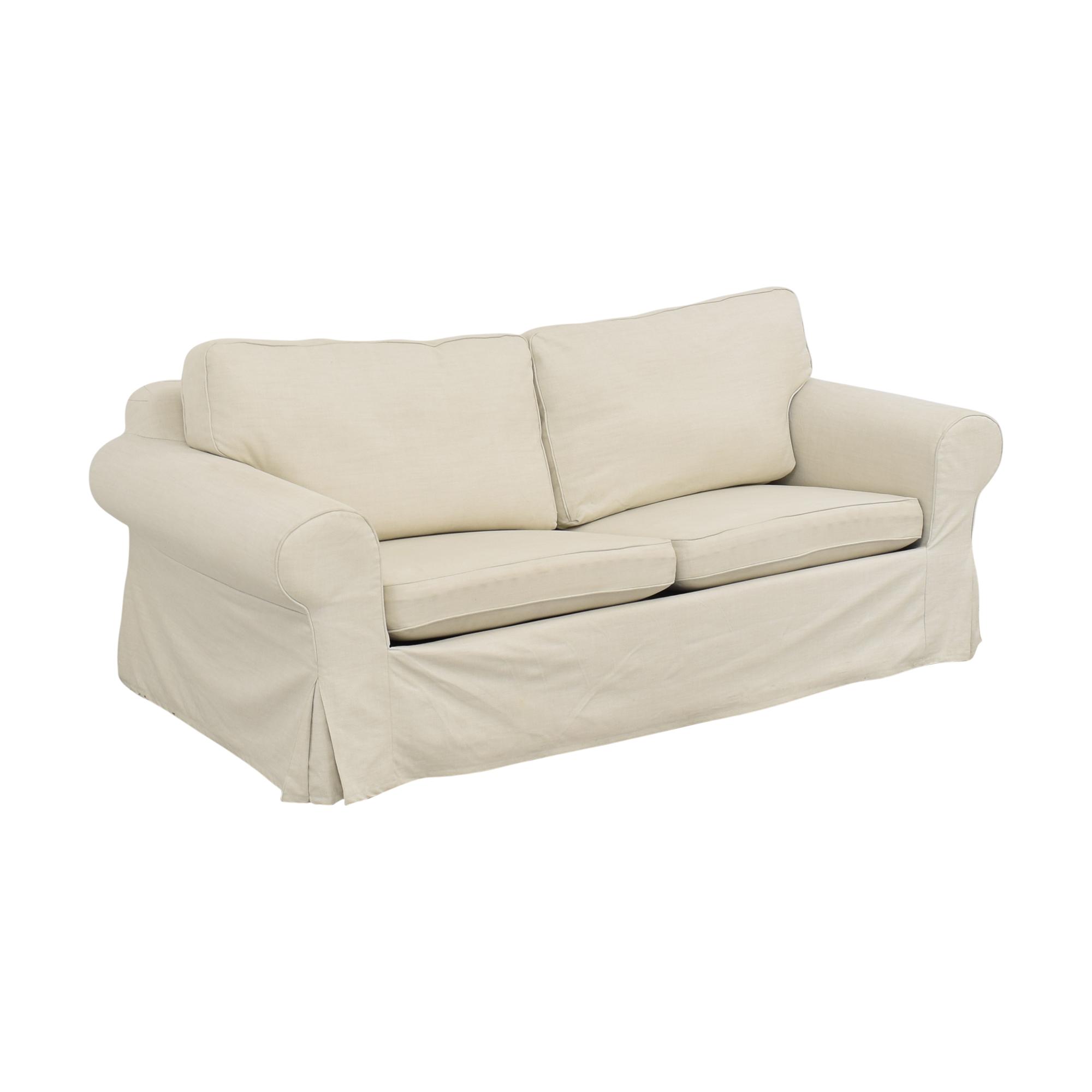 Picture of: 69 Off Ikea Ikea Ektorp Sofa Bed Sofas