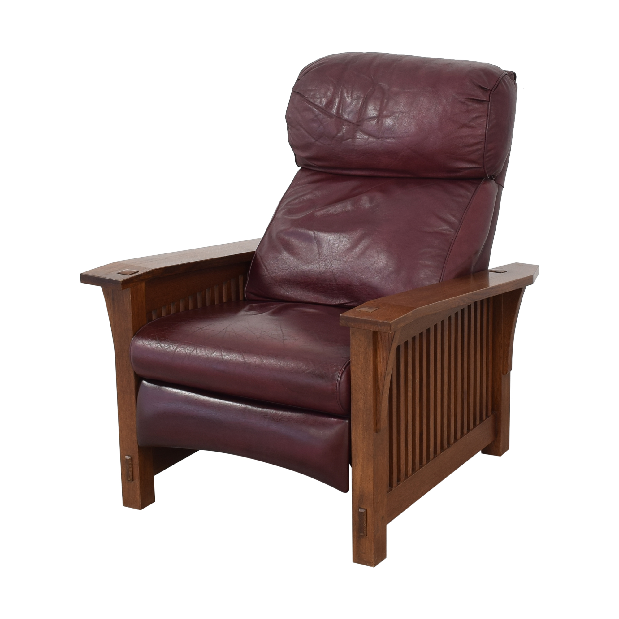 buy Stickley Spindle Morris Recliner Stickley Furniture Chairs