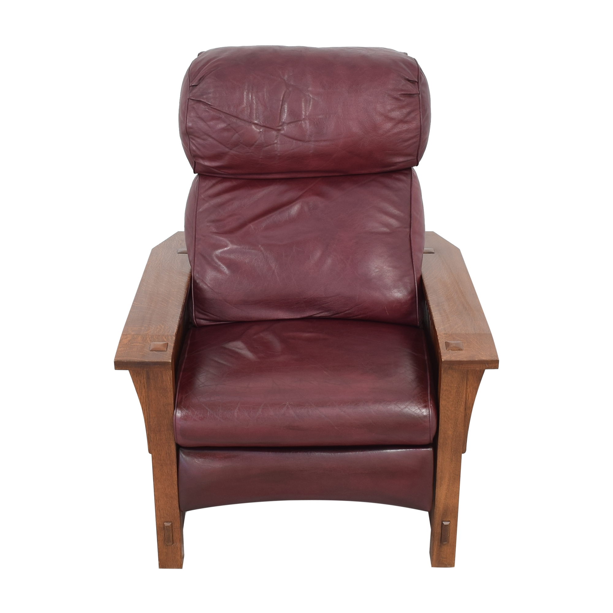 Stickley Furniture Stickley Spindle Morris Recliner nyc