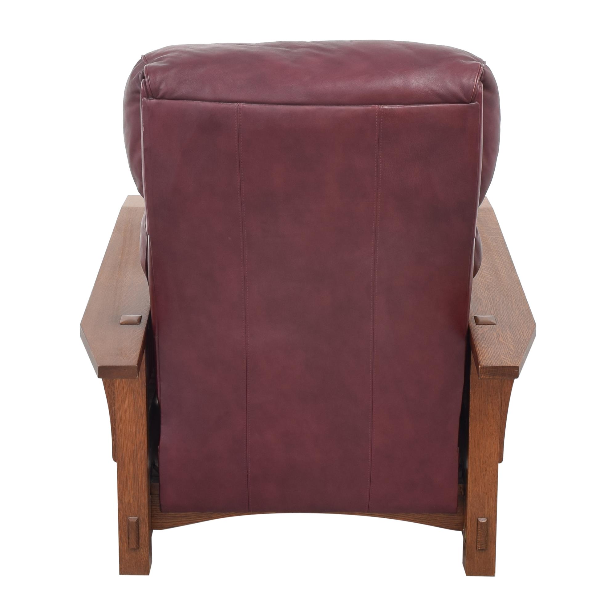 Stickley Spindle Morris Recliner Stickley Furniture
