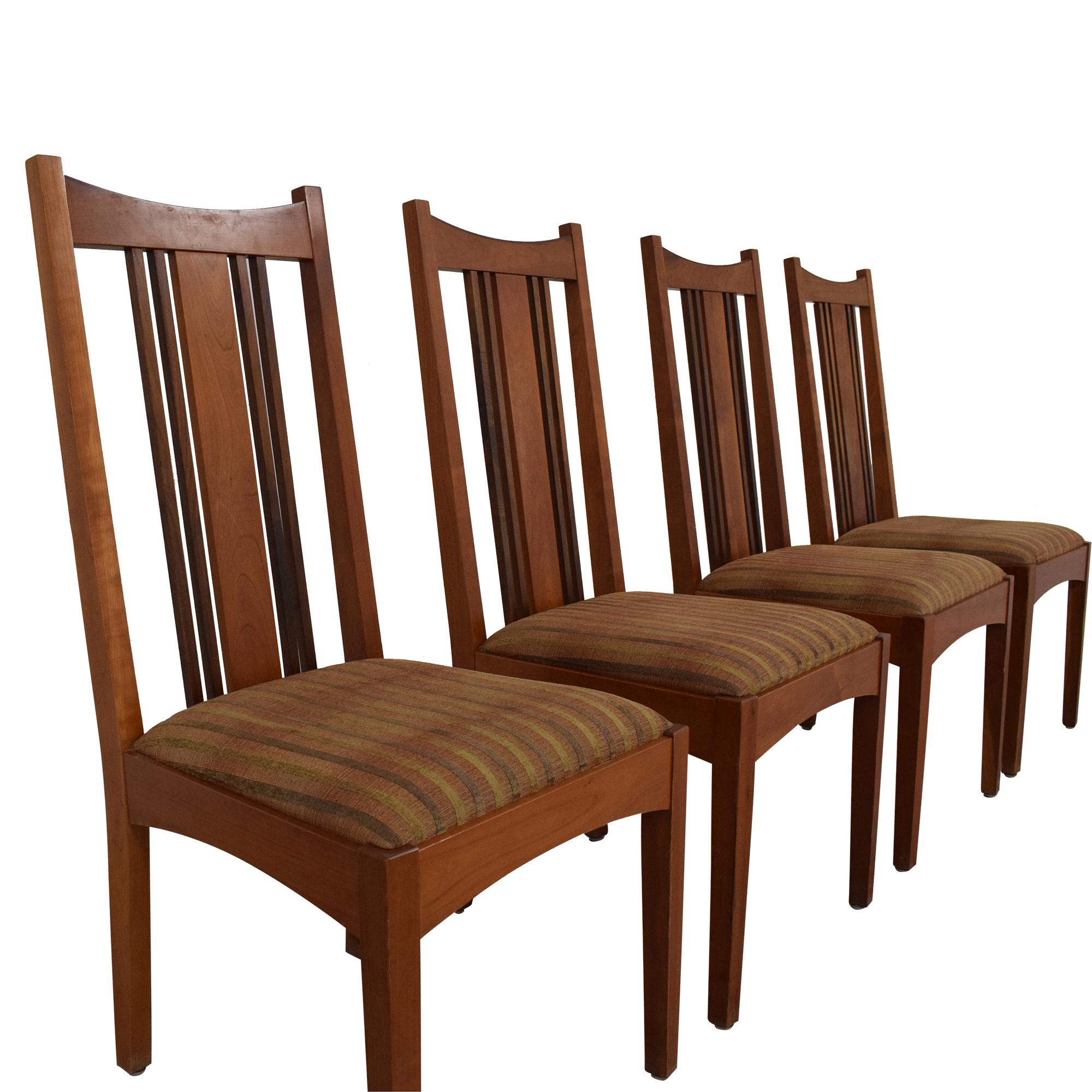 Stickley Furniture Stickley Furniture Metropolitan Side Chair used
