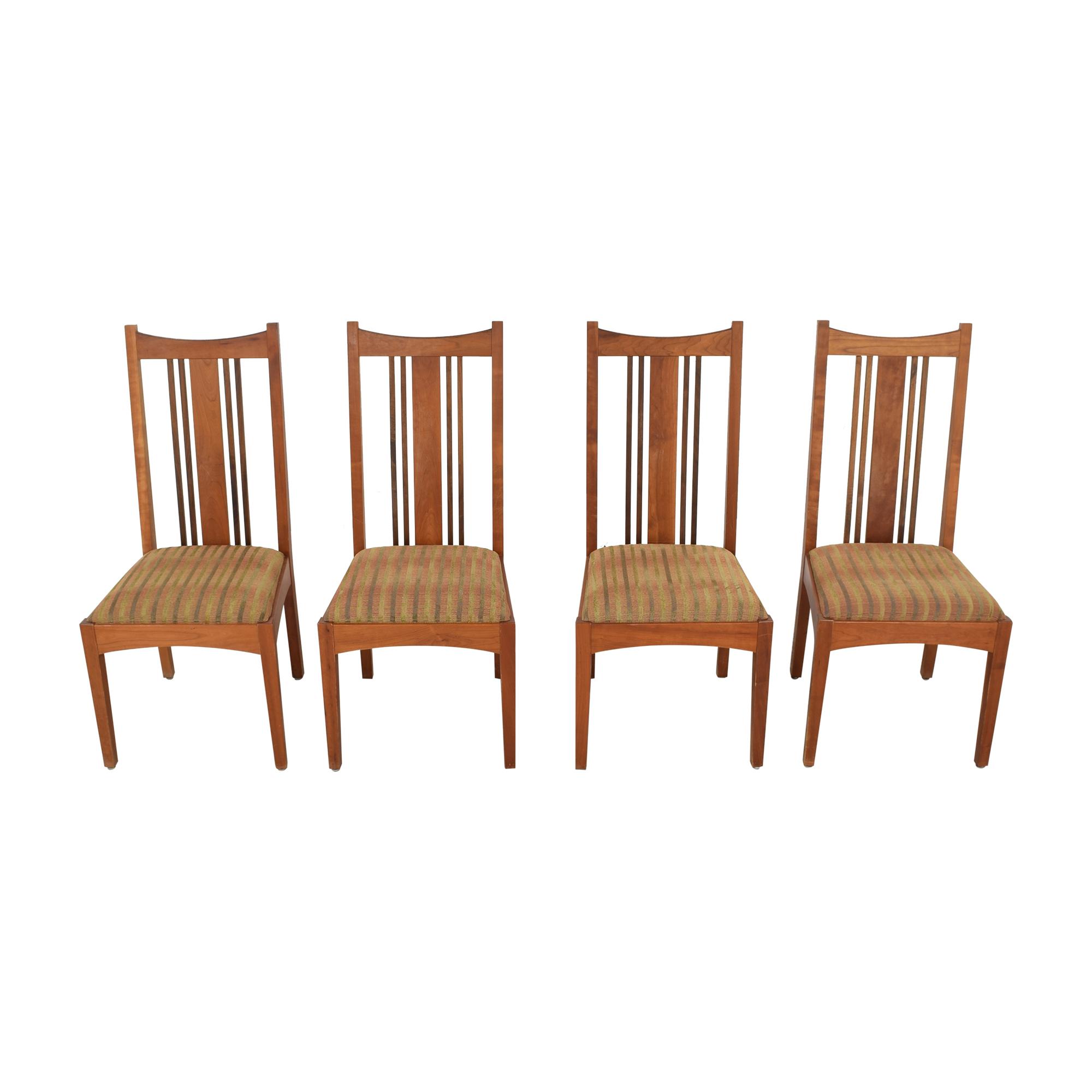Stickley Furniture Stickley Furniture Metropolitan Side Chair Chairs