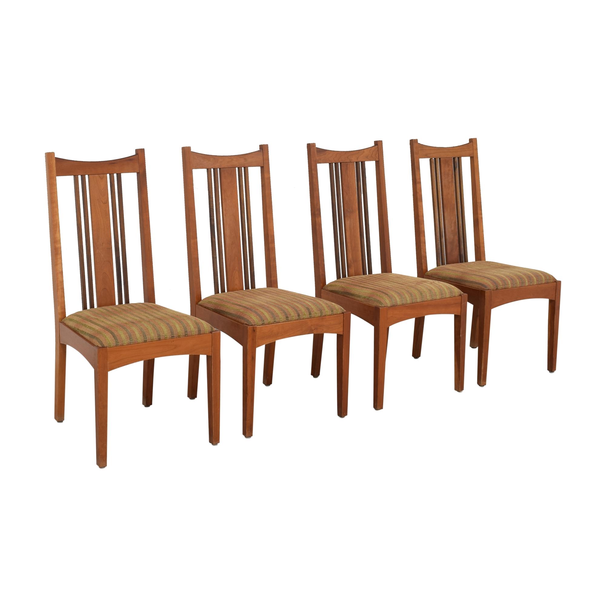 Stickley Furniture Stickley Furniture Metropolitan Side Chair discount