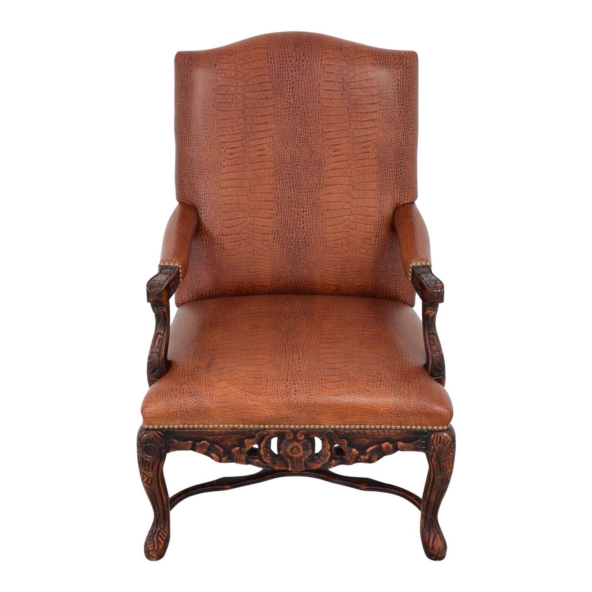 ABC Carpet & Home ABC Carpet & Home Bishop Chair second hand