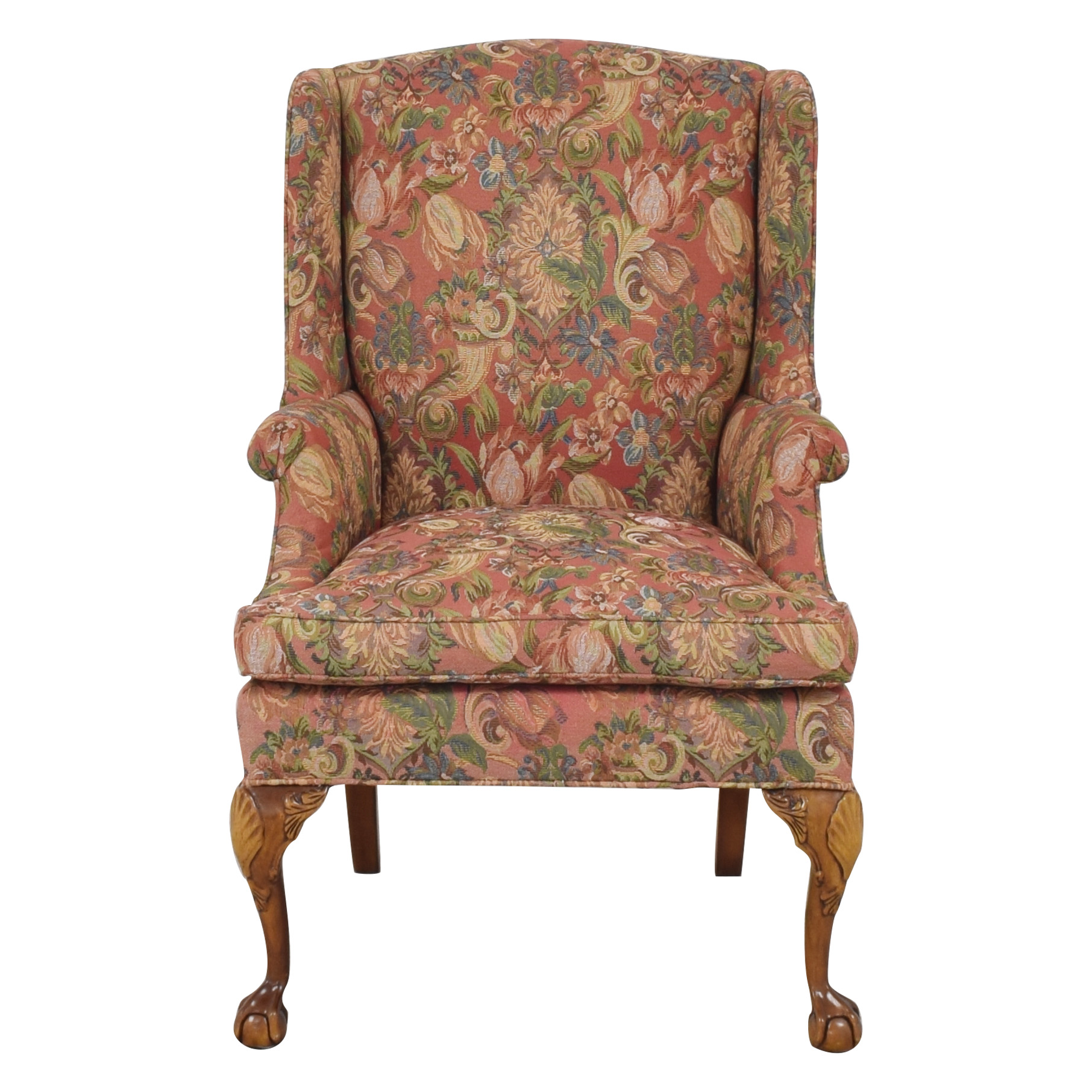 Hickory Chair Hickory Wing Chair coupon